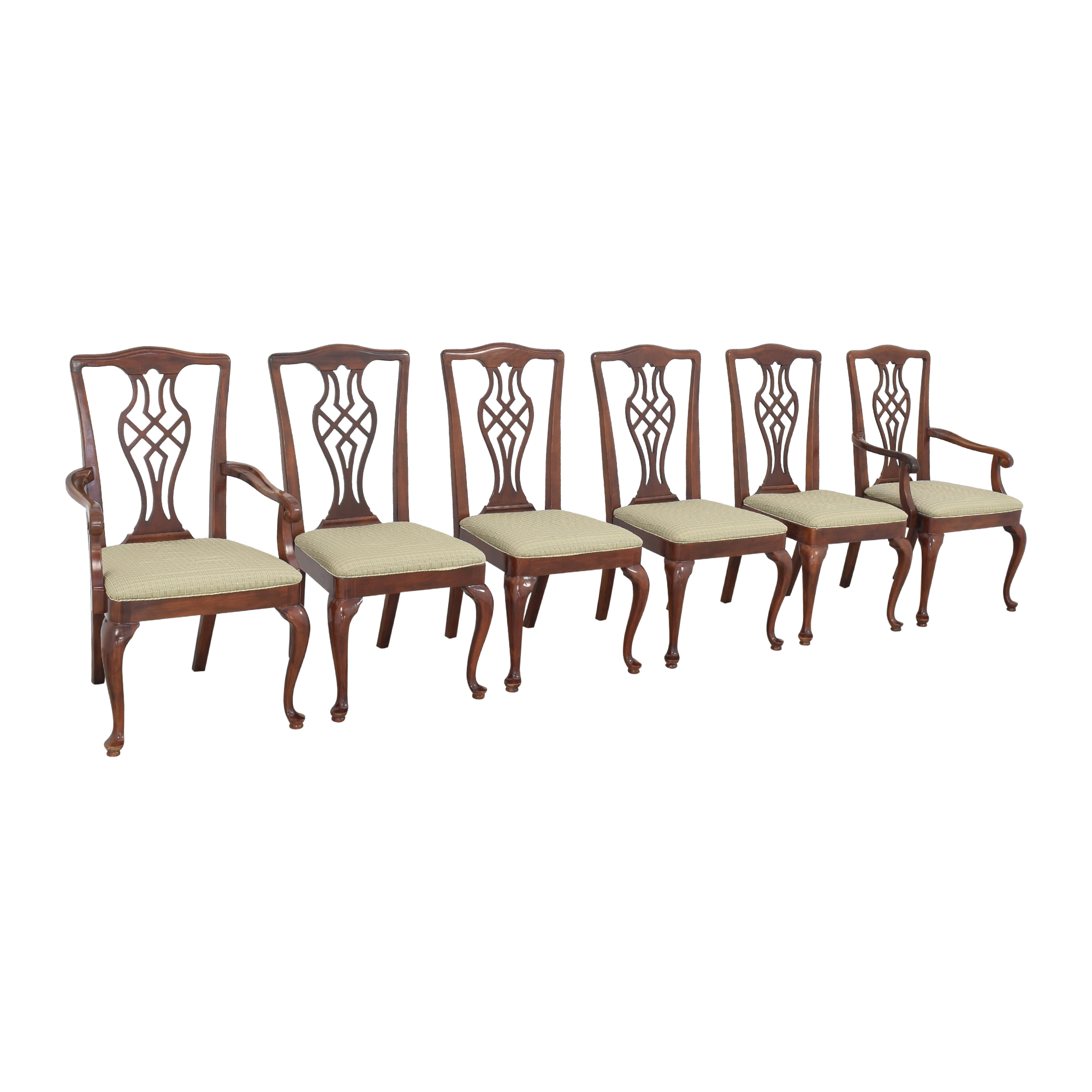 shop Drexel Upholstered Dining Chairs Drexel Heritage Dining Chairs