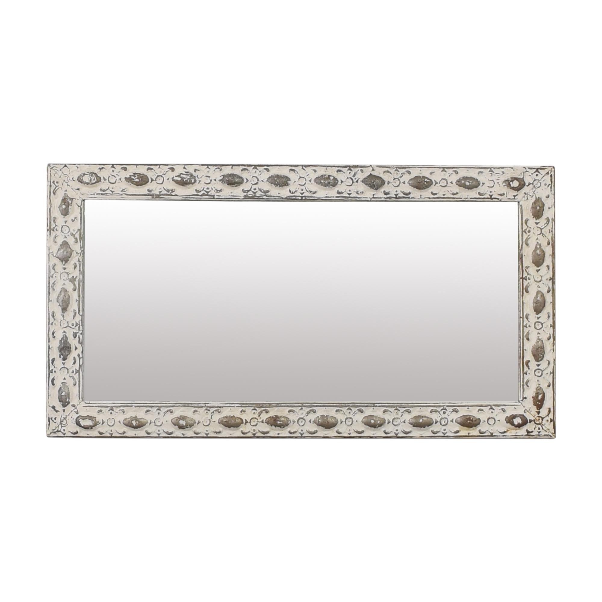 shop Olde Good Things Vintage Style Framed Mirror Olde Good Things Mirrors
