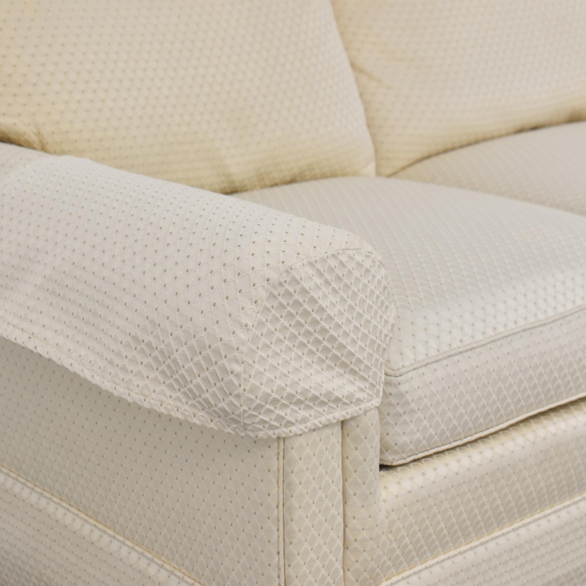 buy Thomasville Two Cushion Loveseat Thomasville Sofas