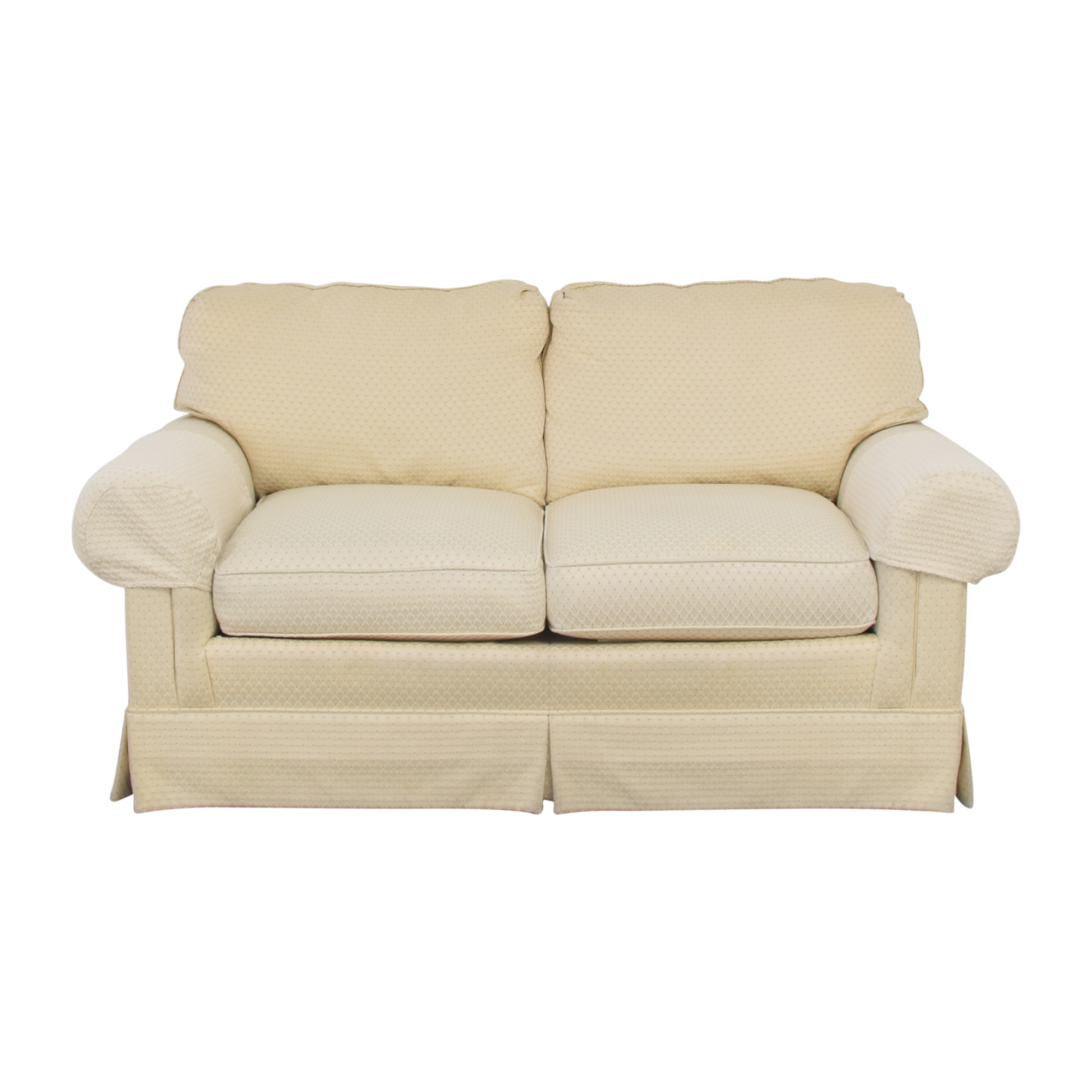 Thomasville Thomasville Two Cushion Loveseat for sale