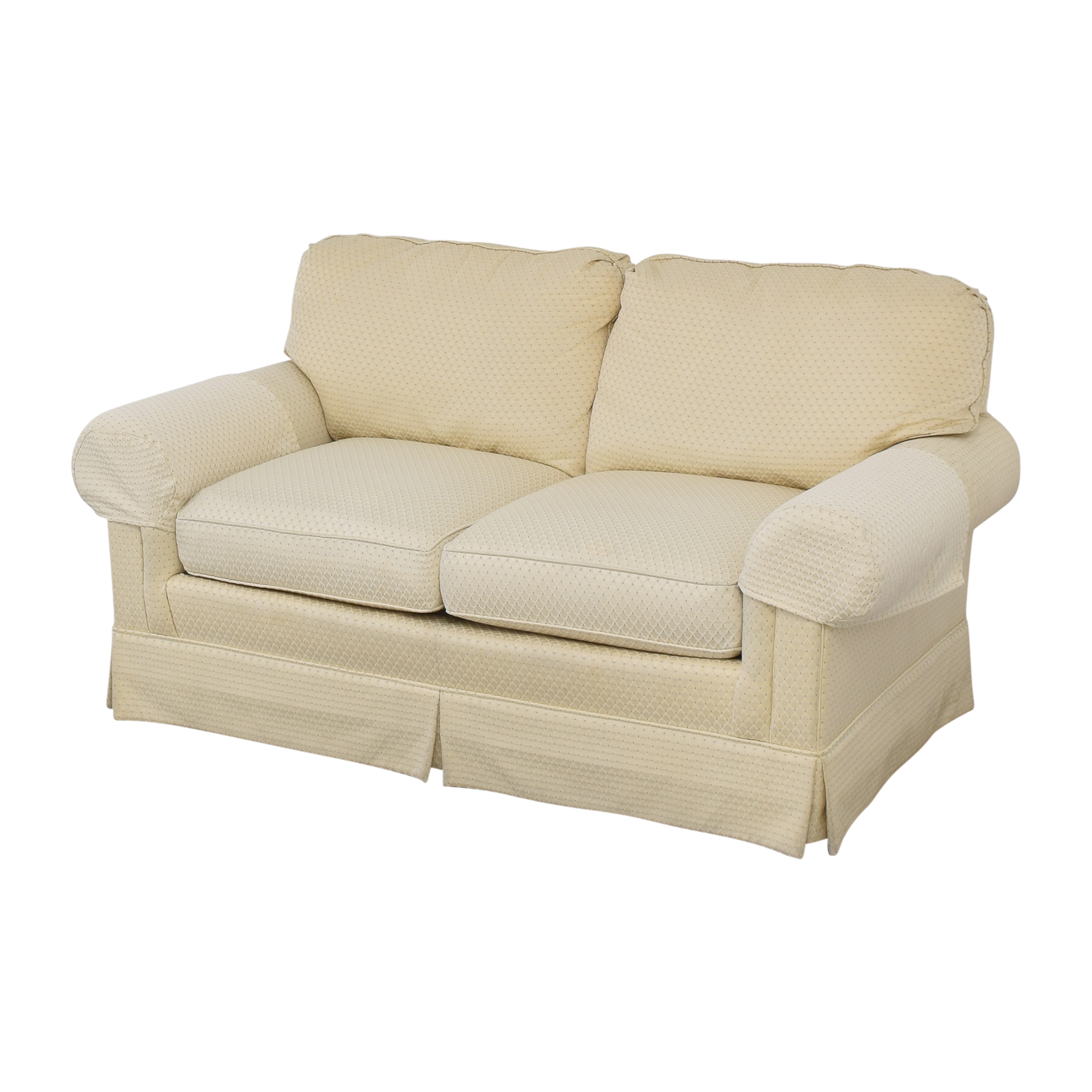 Thomasville Two Cushion Loveseat / Sofas