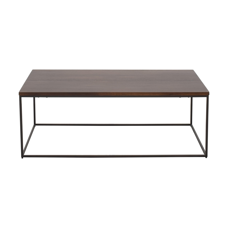 West Elm Streamline Coffee Table / Coffee Tables
