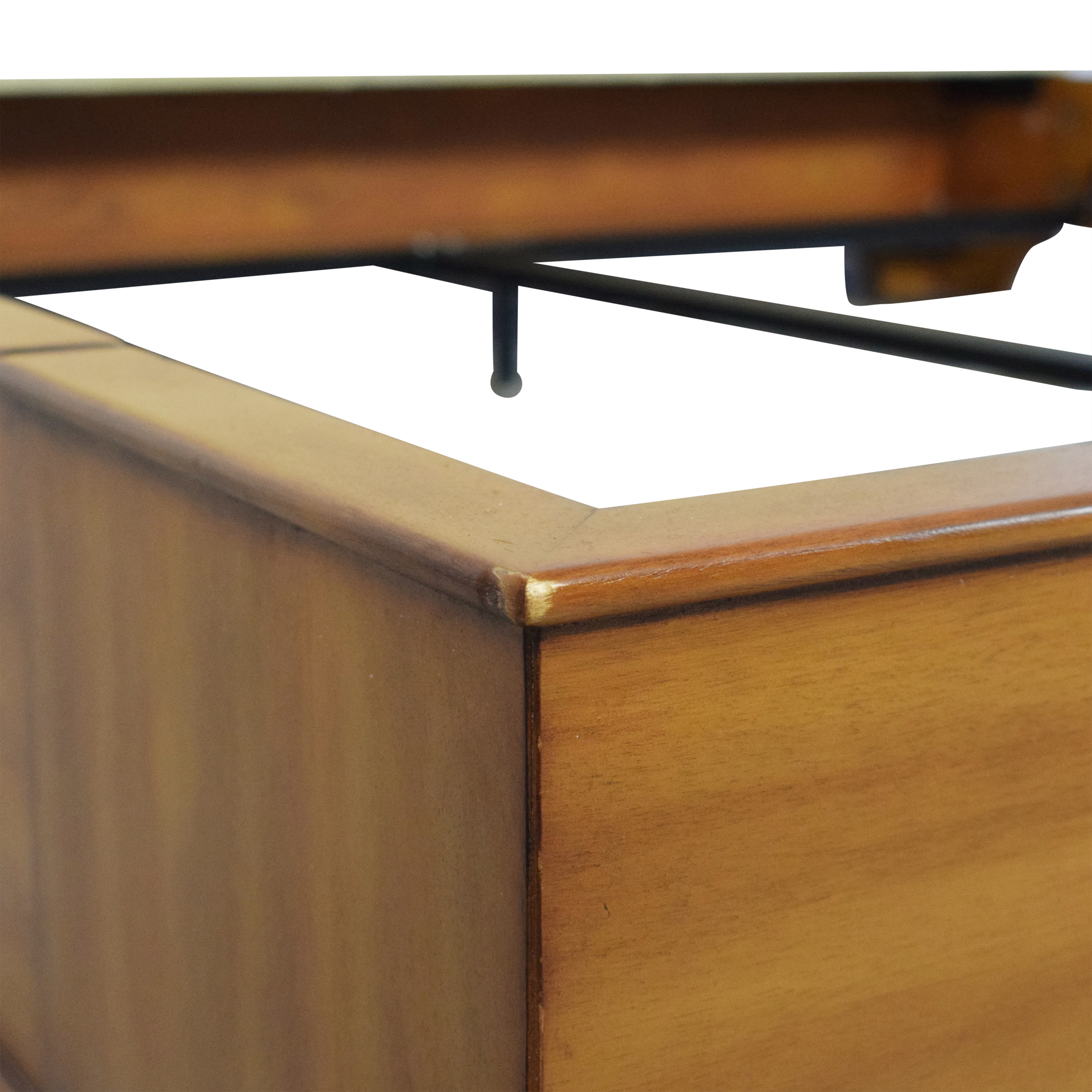 Charles P. Rogers Charles P. Rogers King Platform Bed Beds