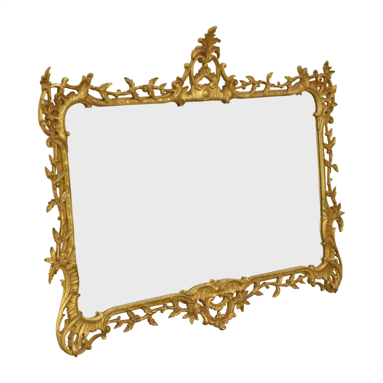 shop Carvers' Guild Carvers' Guild Foliate Chippendale Mirror online