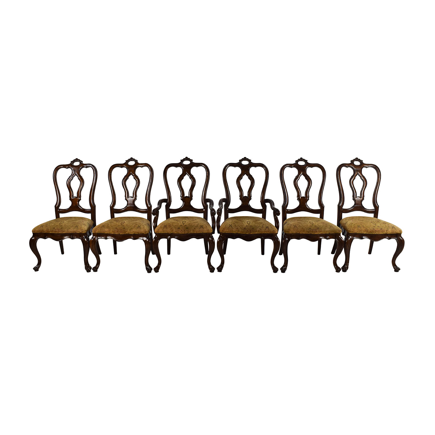 Thomasville Thomasville San Martino Dining Chair Set Dining Chairs