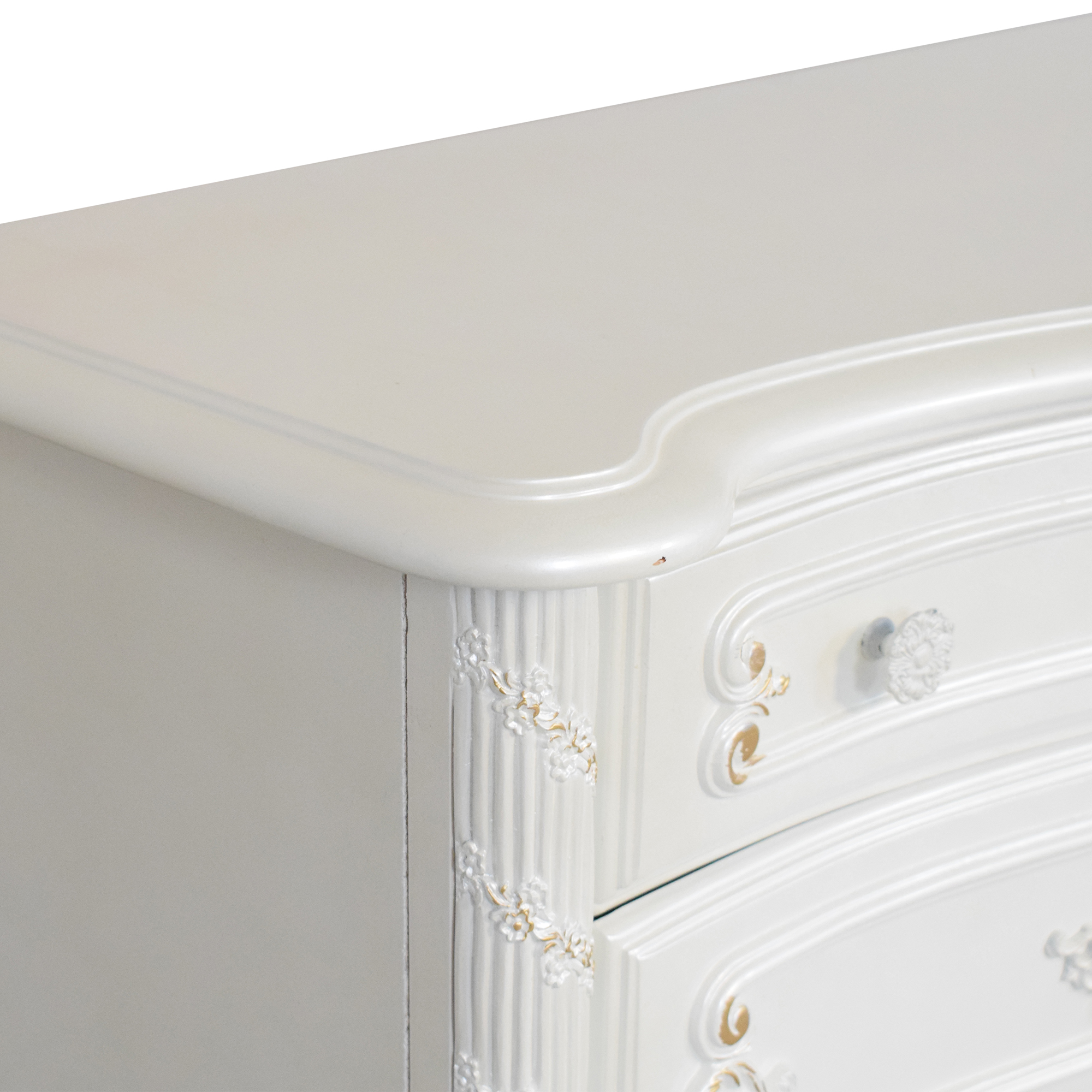shop Acme Pearl Eight Drawer Dresser Acme