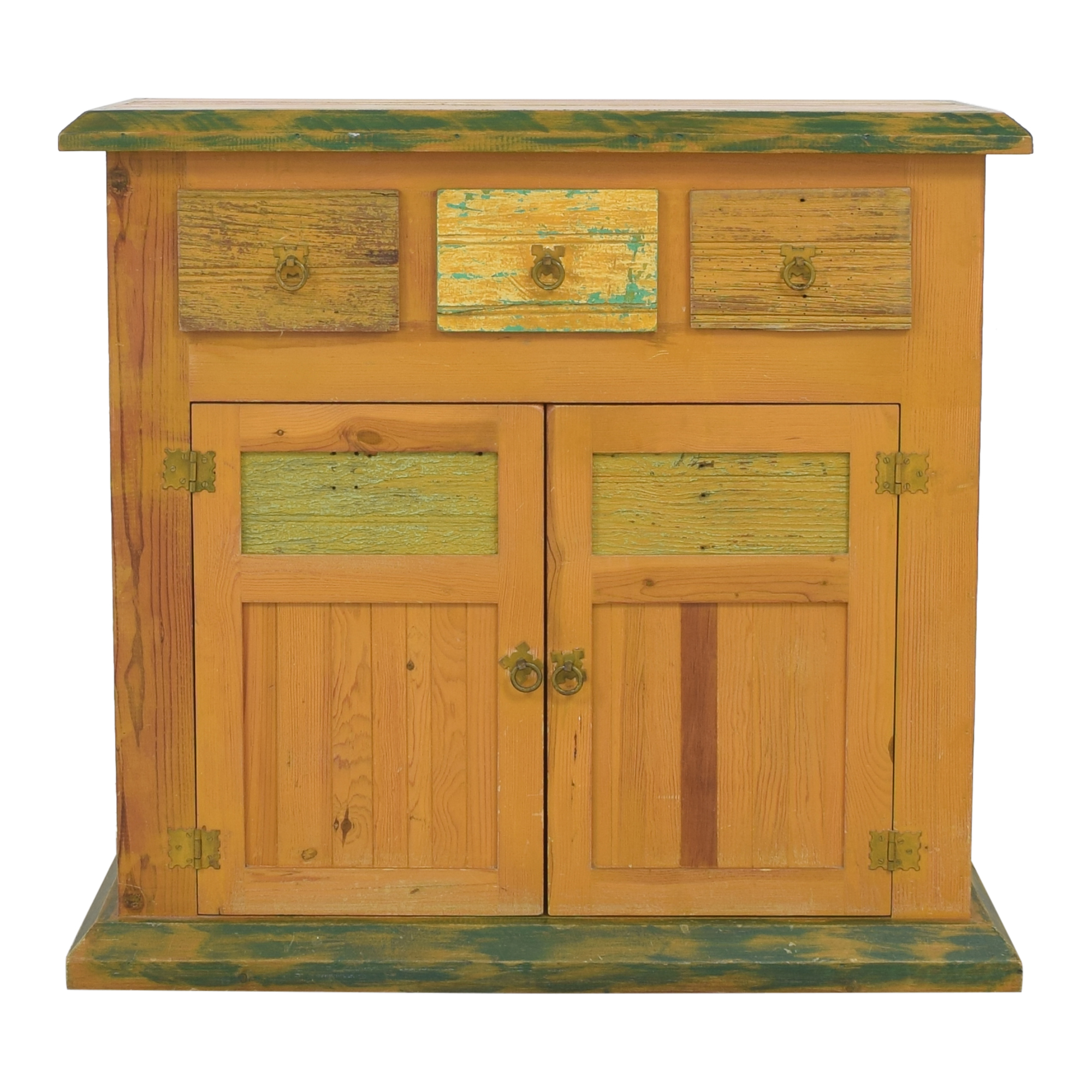 Vintage Style Distressed Cabinet / Storage
