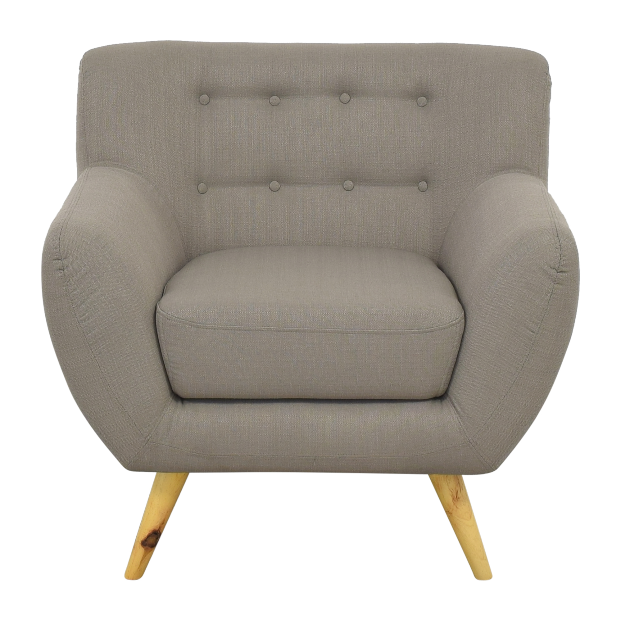 Modern Upholstered Accent Chair / Accent Chairs