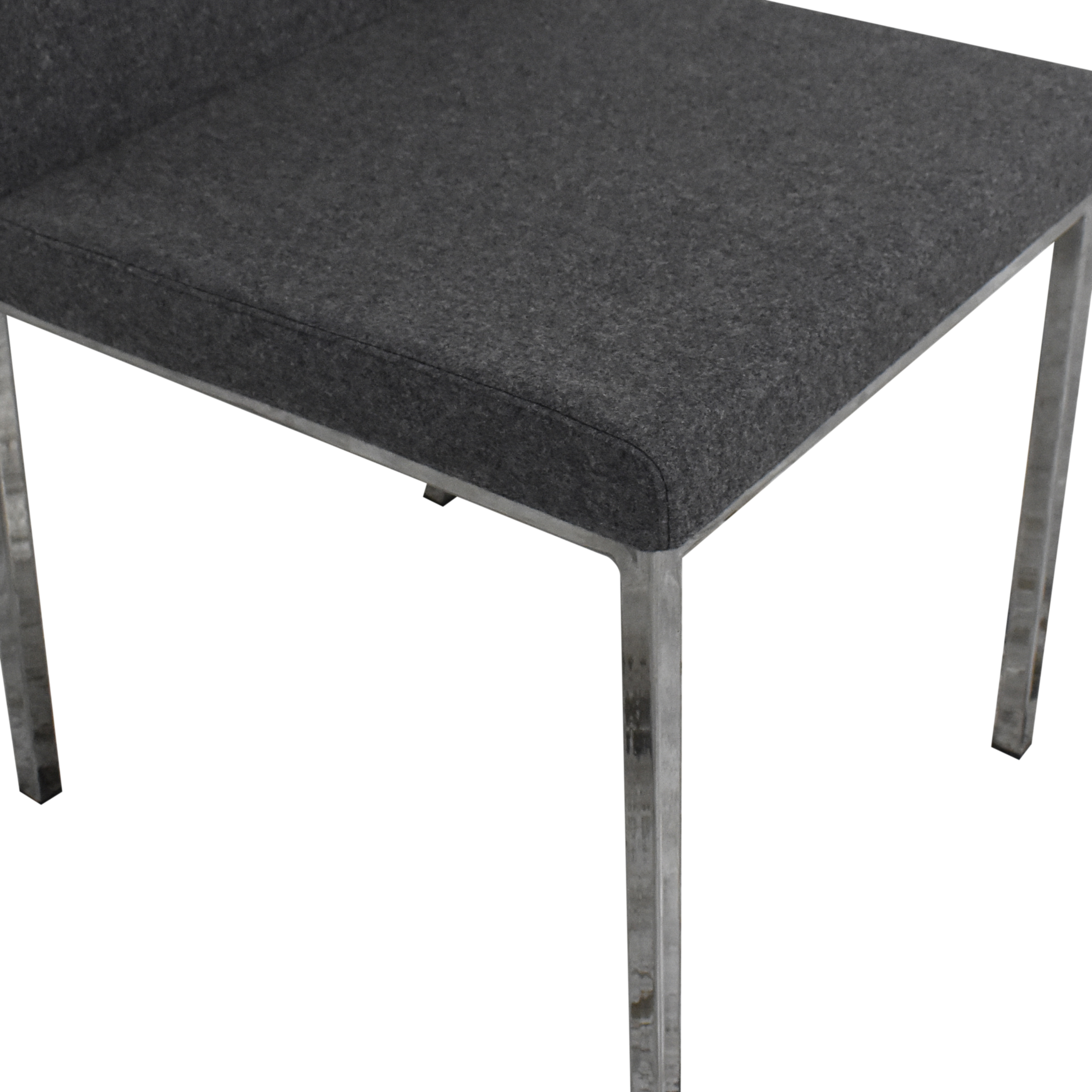 Crate & Barrel Crate & Barrel Upholstered Dining Chairs on sale