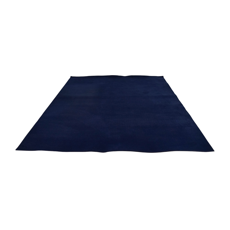Empress Navy Blue Carpet sale