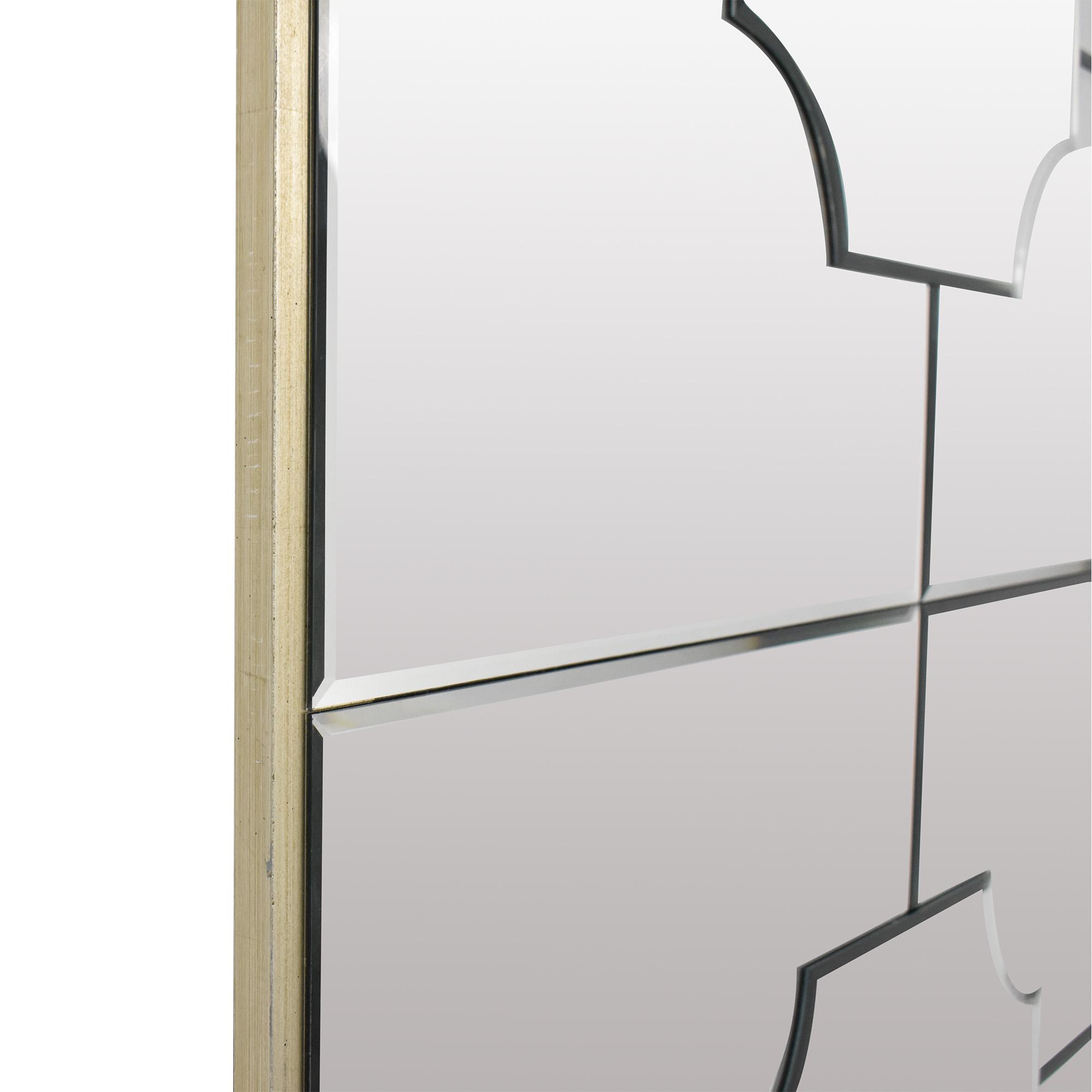 West Elm West Elm Art Deco Floor Mirror on sale