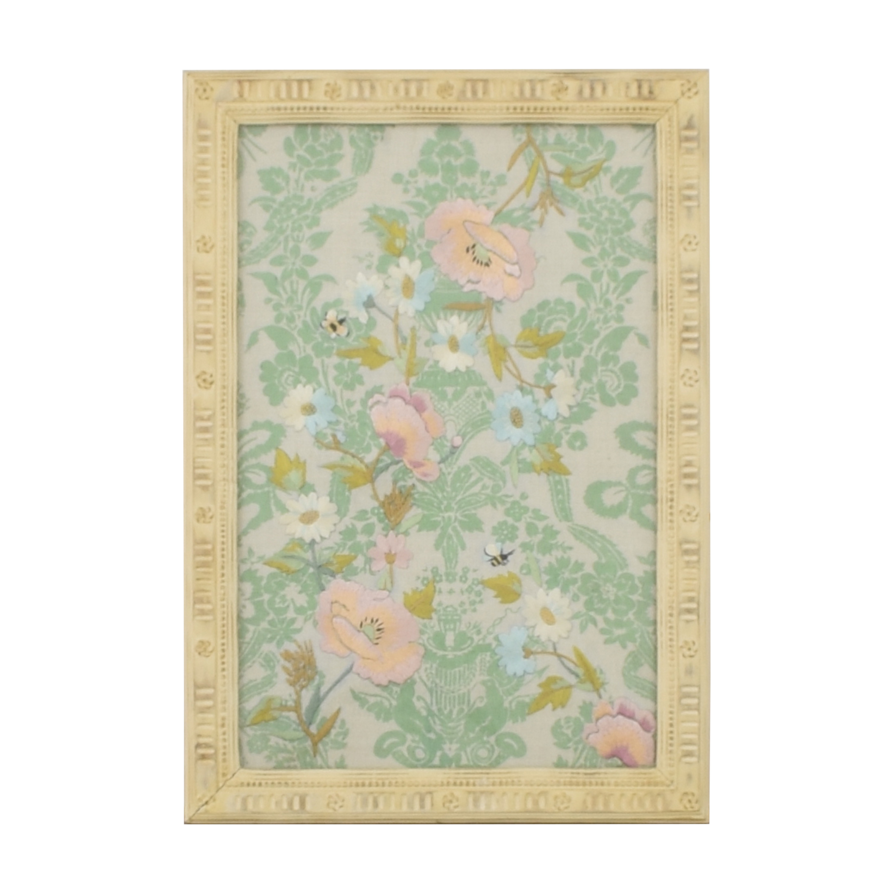 shop Anthropologie Embroidered Wall Art Anthropologie