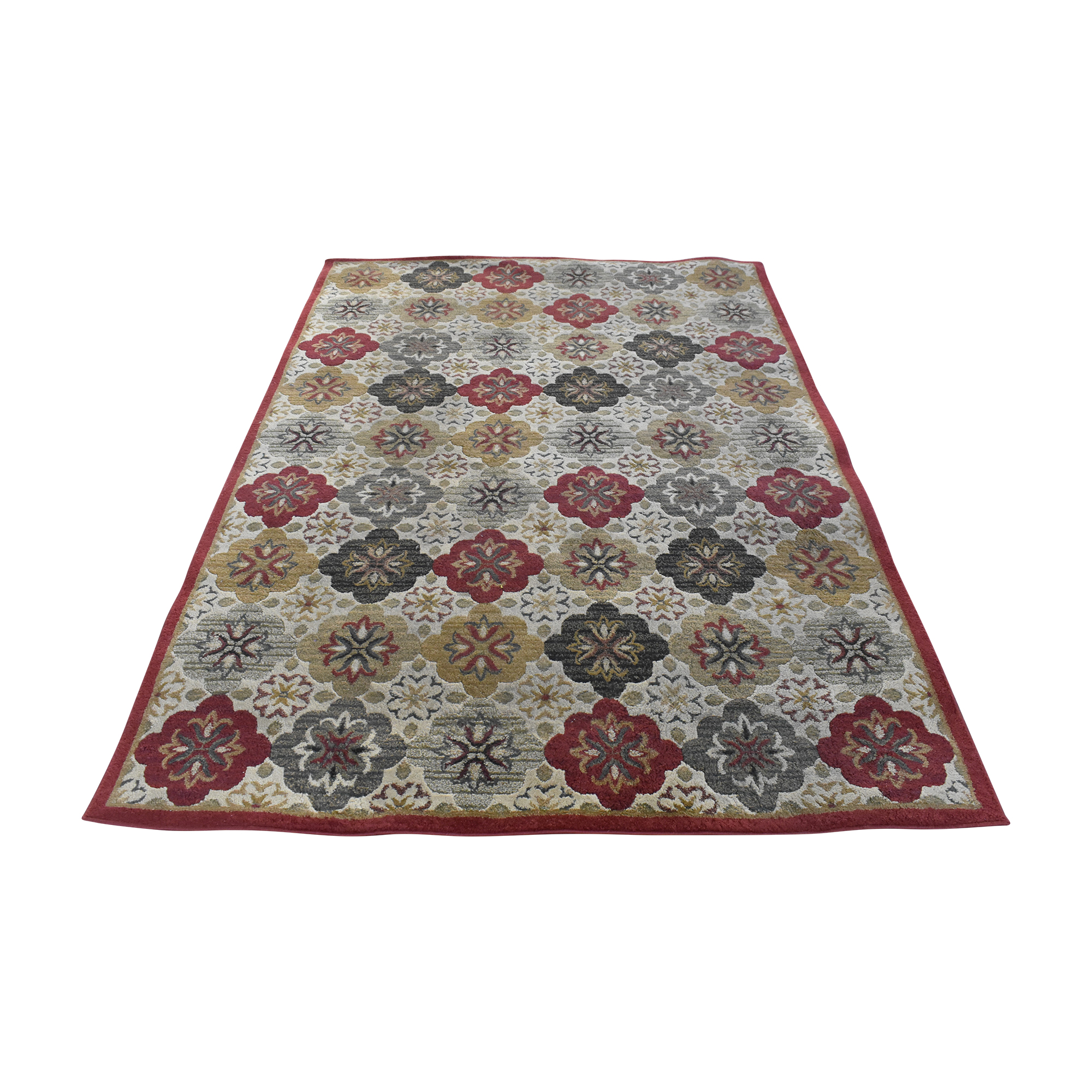 Fiezy Rugs Fiezy Rugs Keystone Collection Area Rug second hand