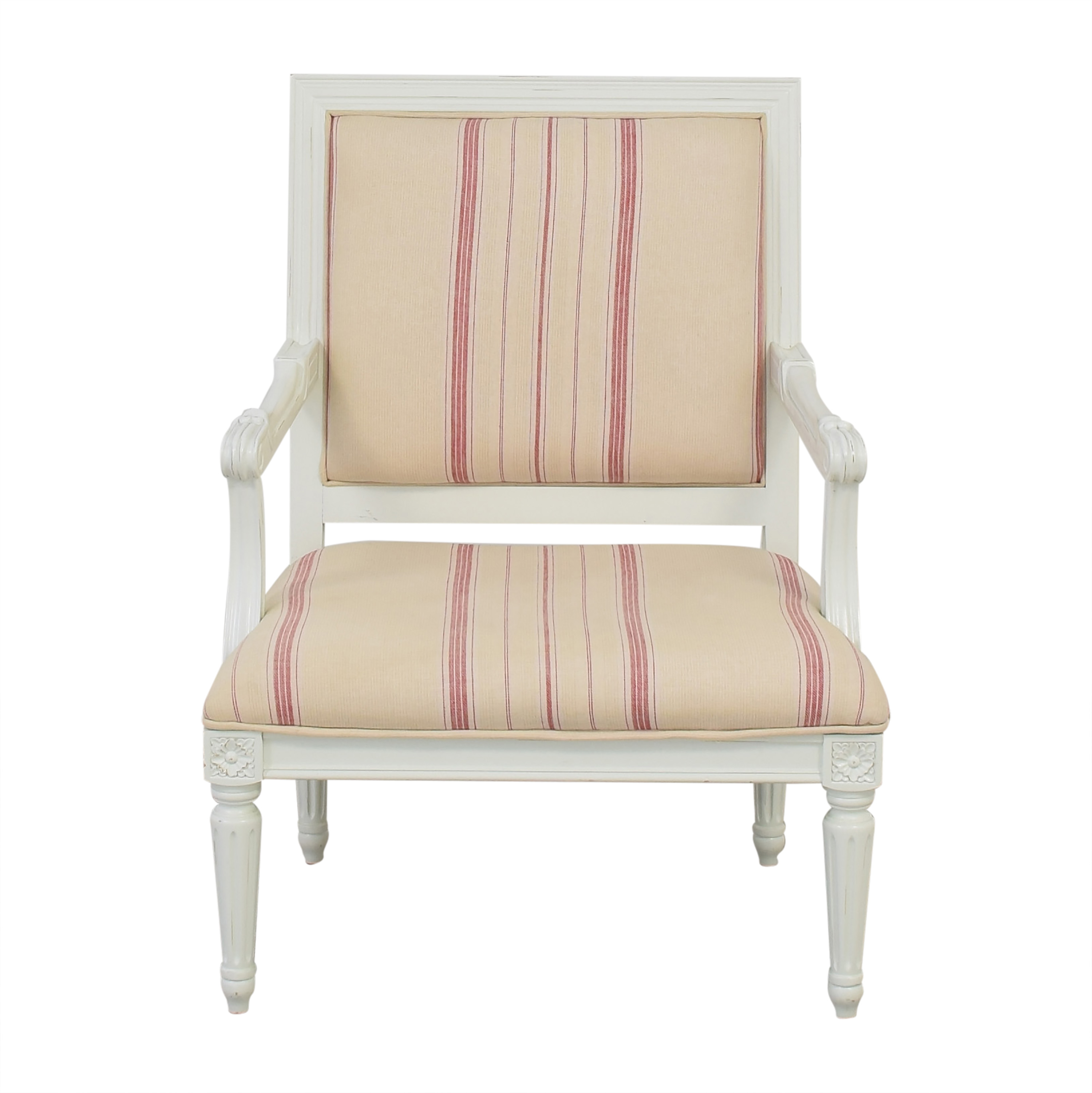 Pottery Barn Pottery Barn Upholstered Accent Chair Chairs