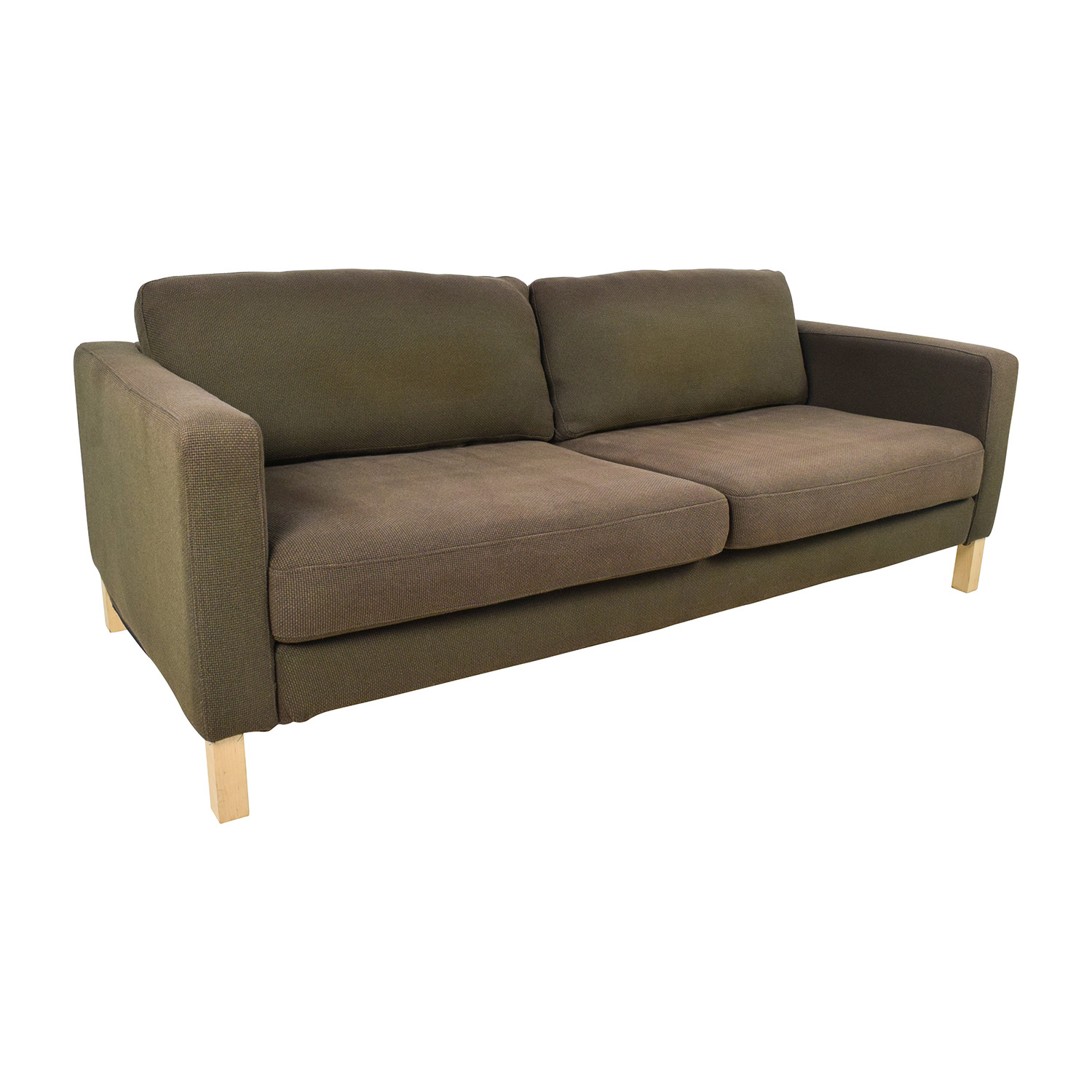 Ikea sofa leder design sofa leder ikea ikea timsfors for Ikea sofa set