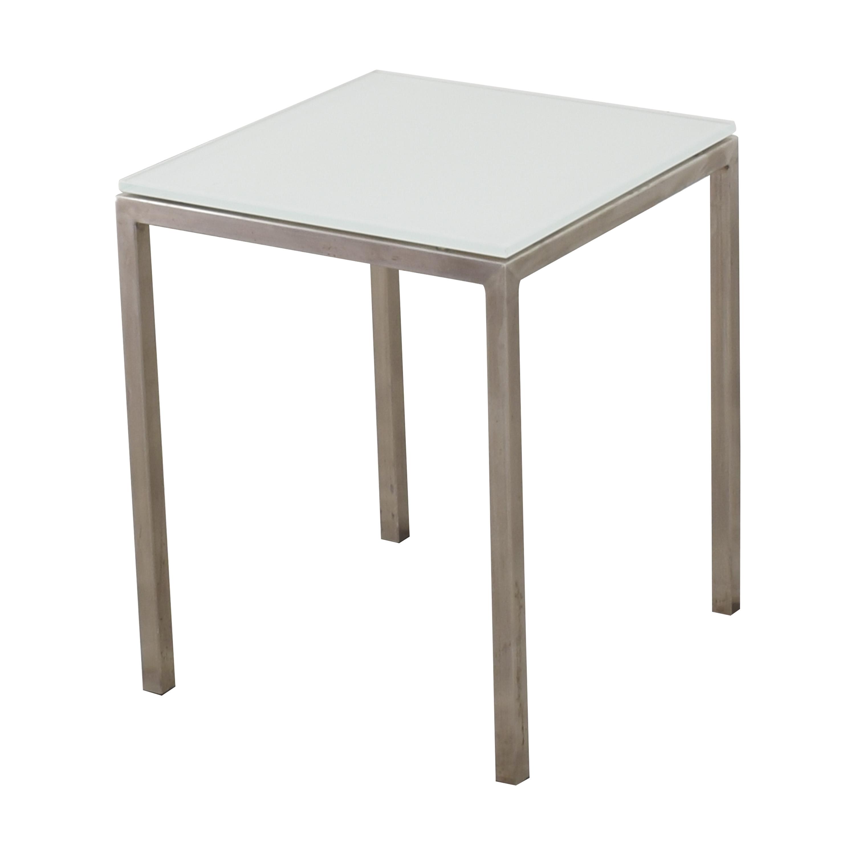 buy Room & Board Portica End Table Room & Board End Tables