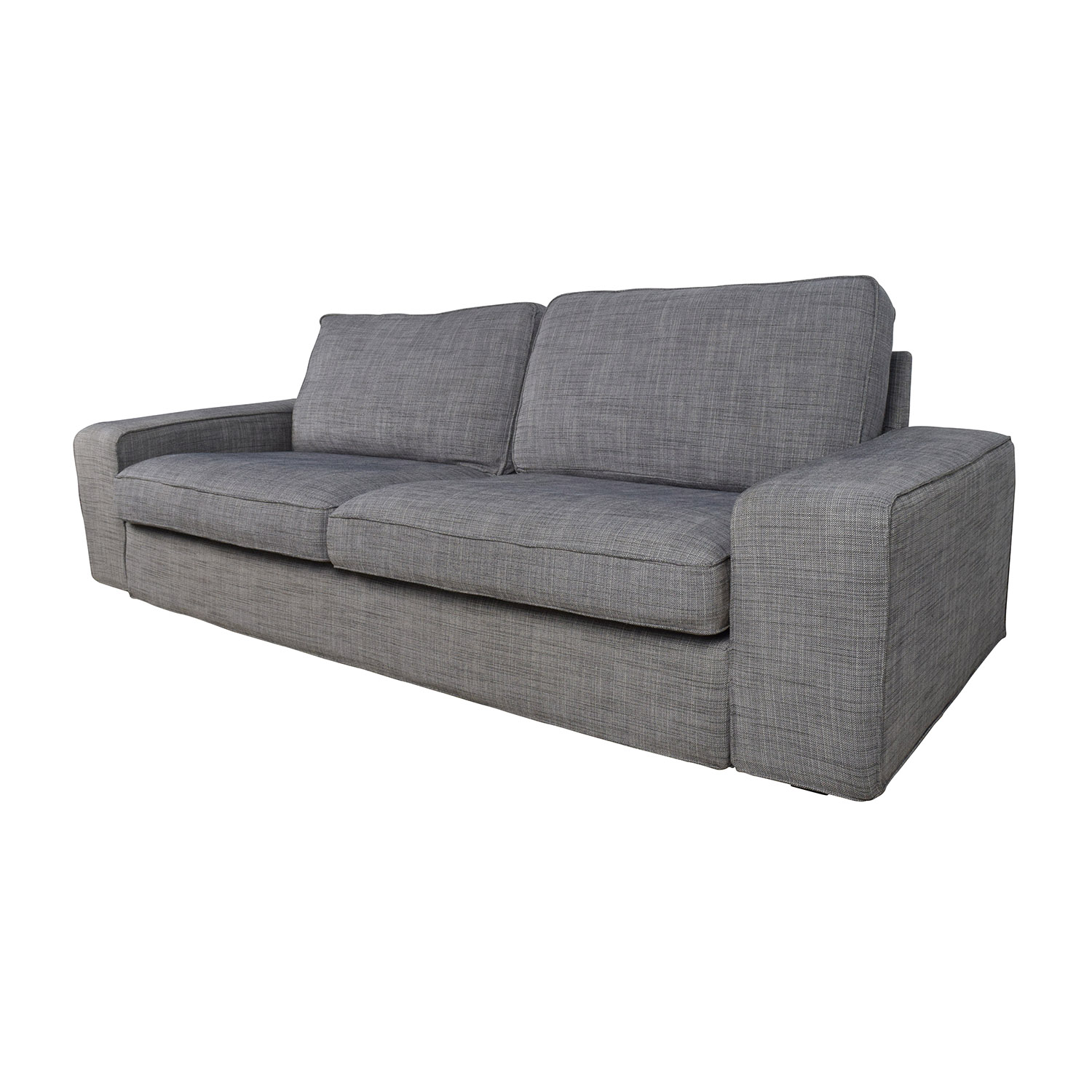 Ikea kivik sofa grau 2017 07 25 19 08 47 for Ikea sofa set