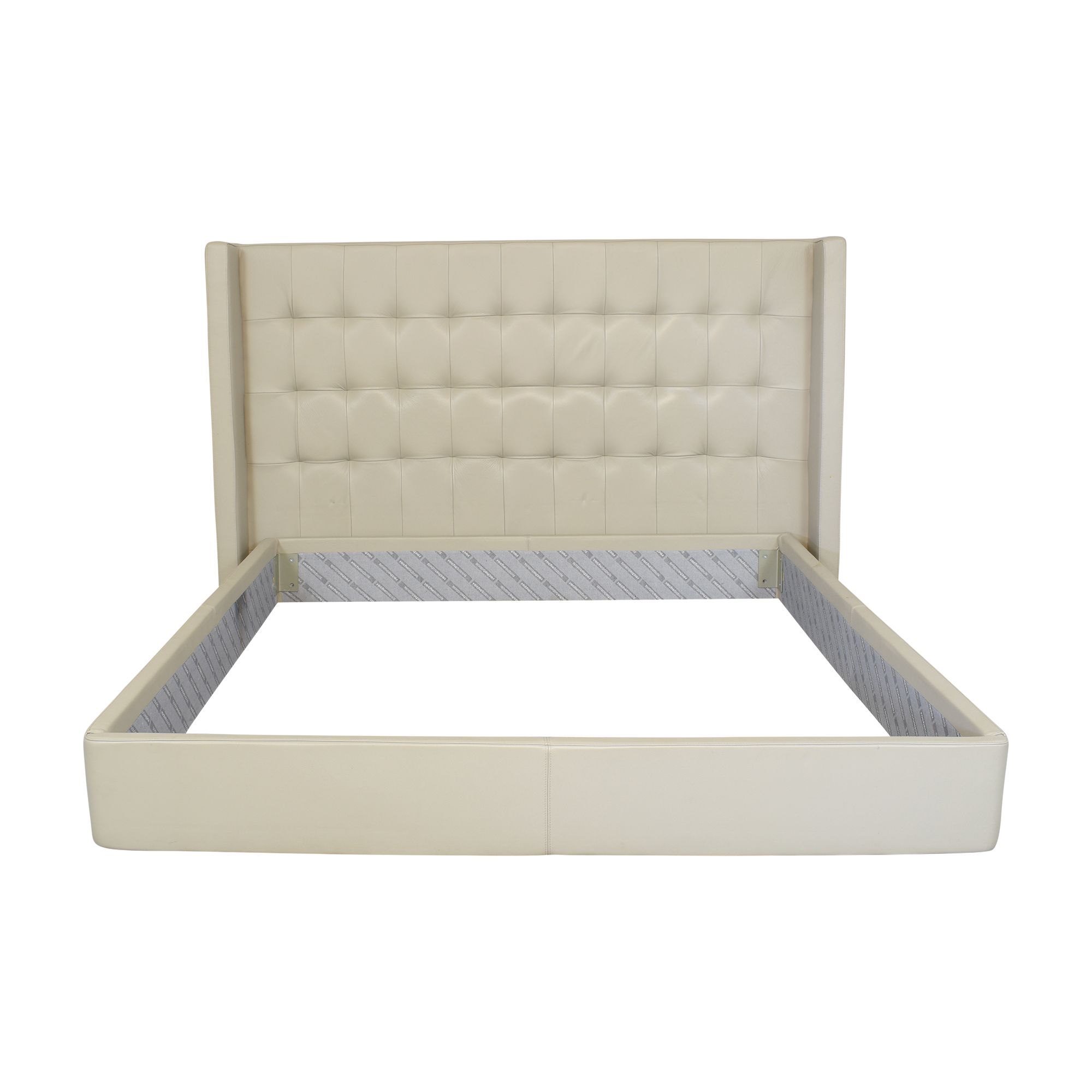 buy Roche Bobois Roche Bobois Tufted King Bed online