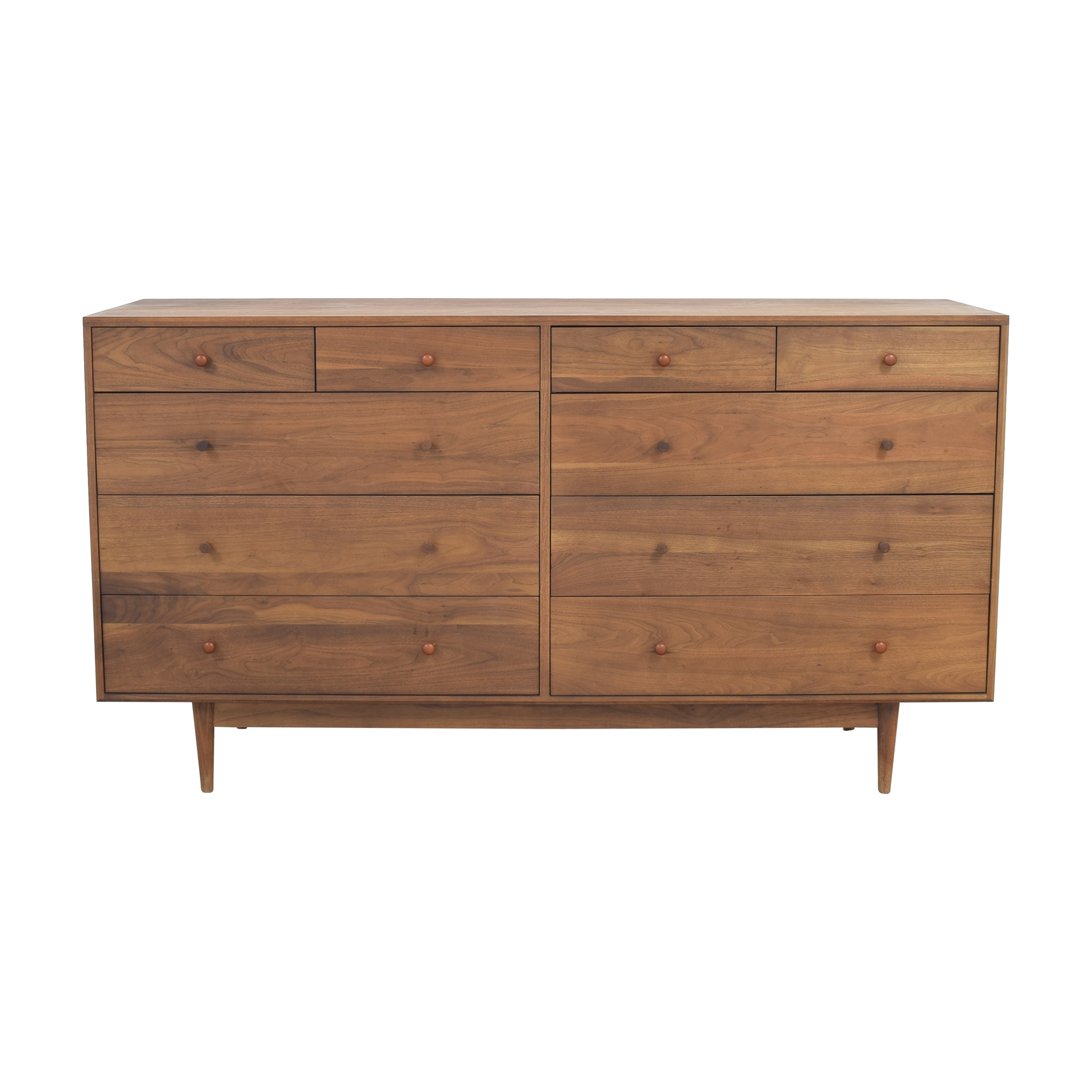 Room & Board Grove Ten Drawer Dresser sale