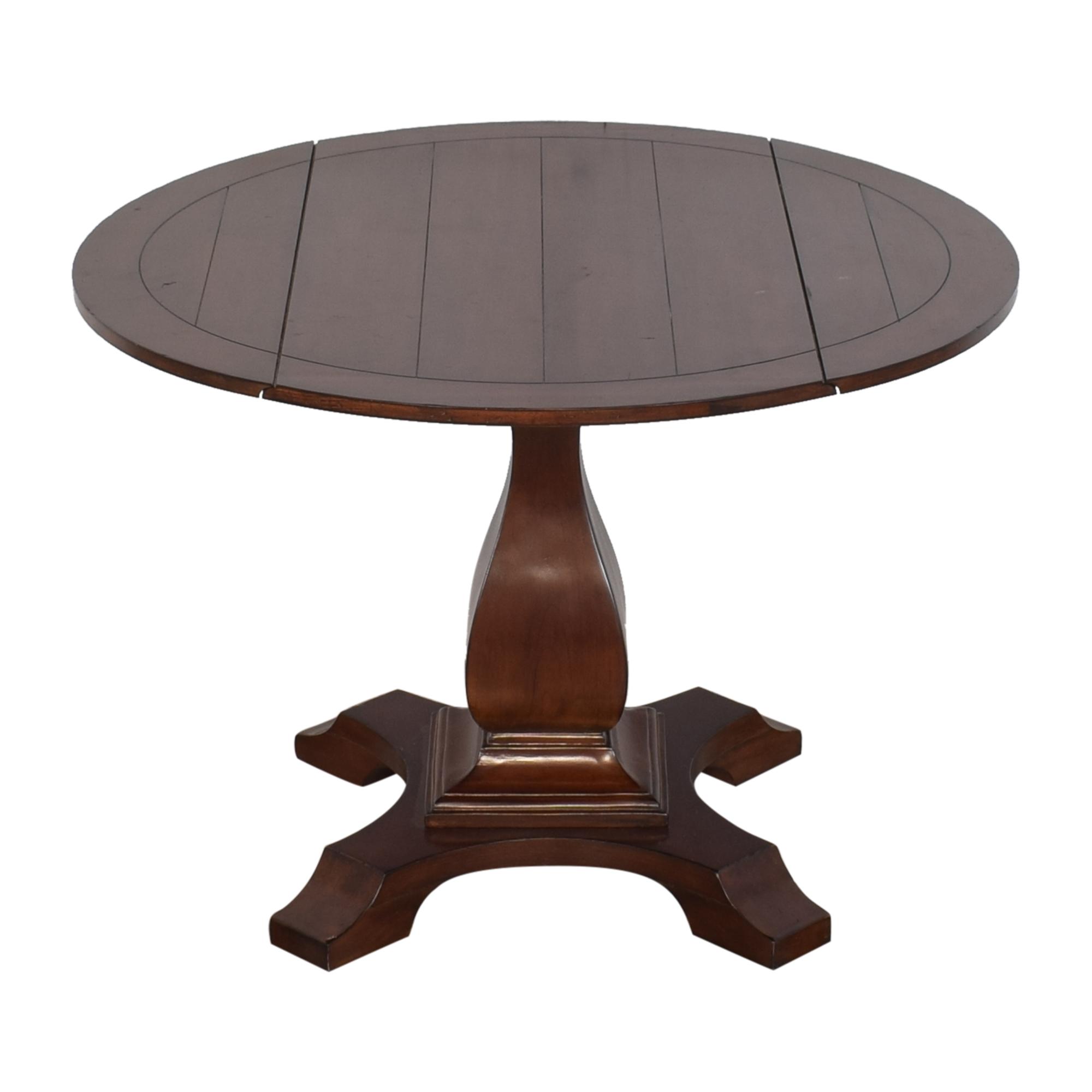 Hooker Furniture Hooker Furniture Waverly Drop Leaf Table second hand