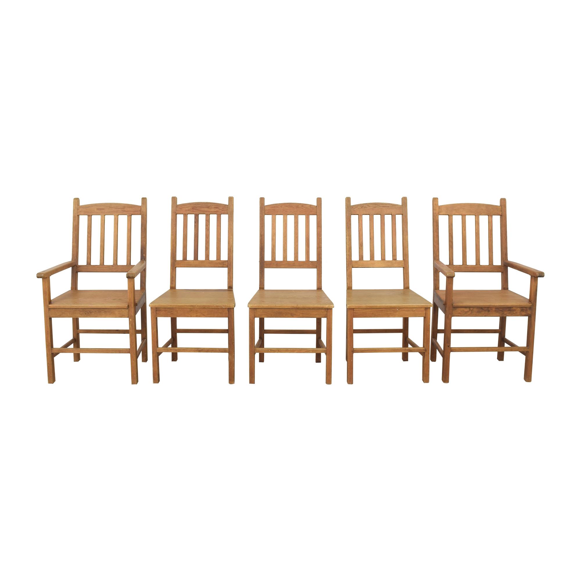 shop El Paso Victor Dining Chairs El Paso Import Co