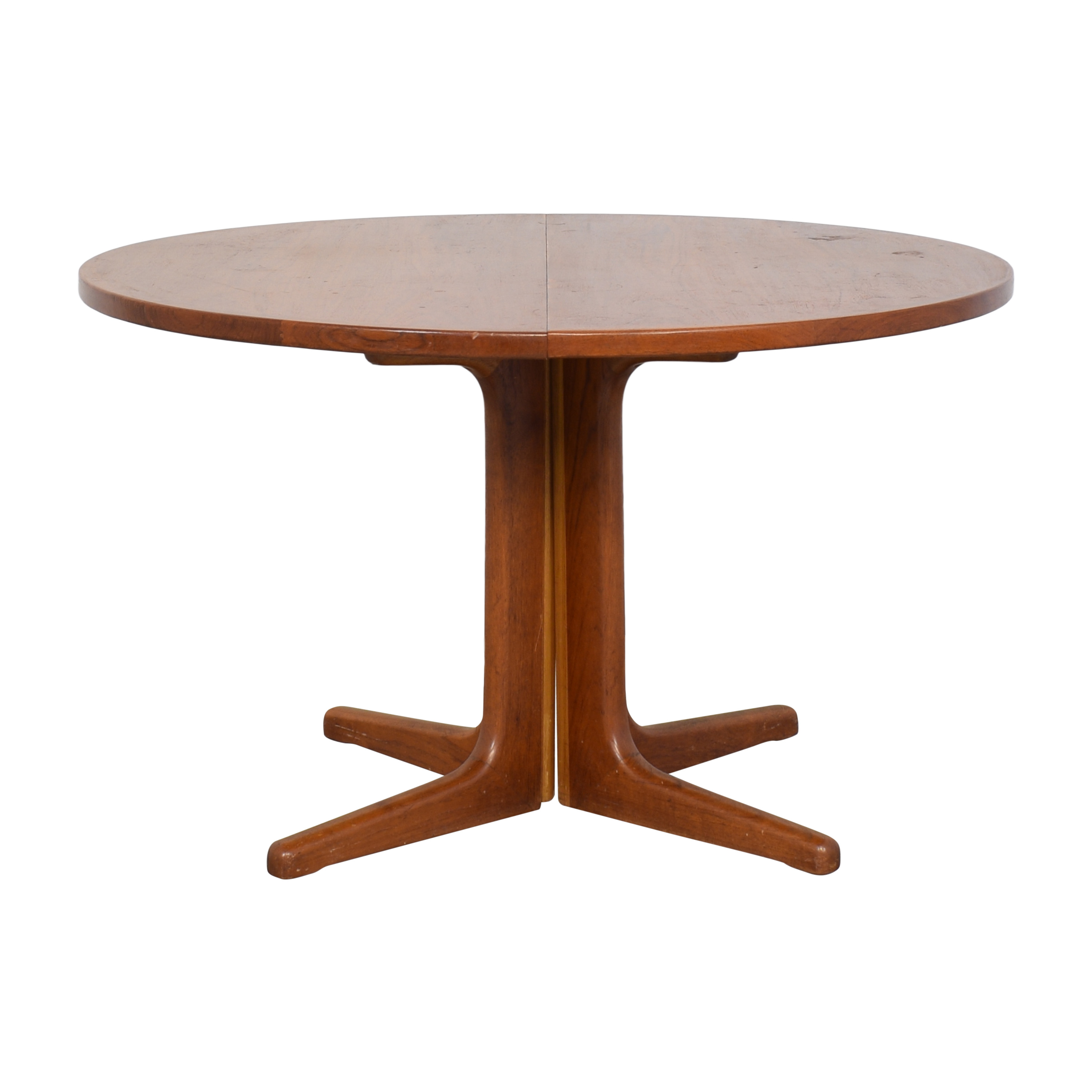Diethelm Scanstyle Extendable Mid Century Dining Table sale