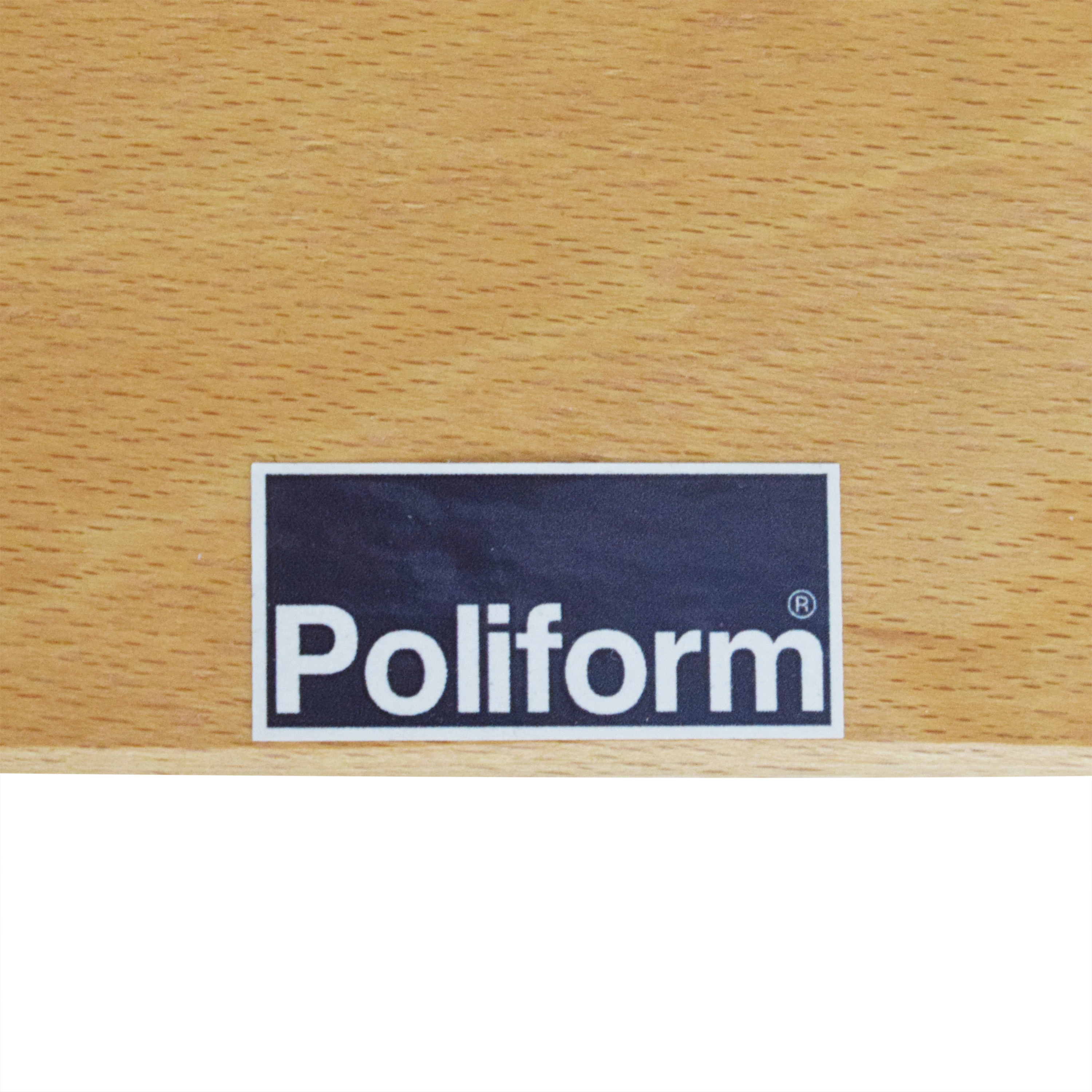 Poliform Poliform Park Full Bed ma