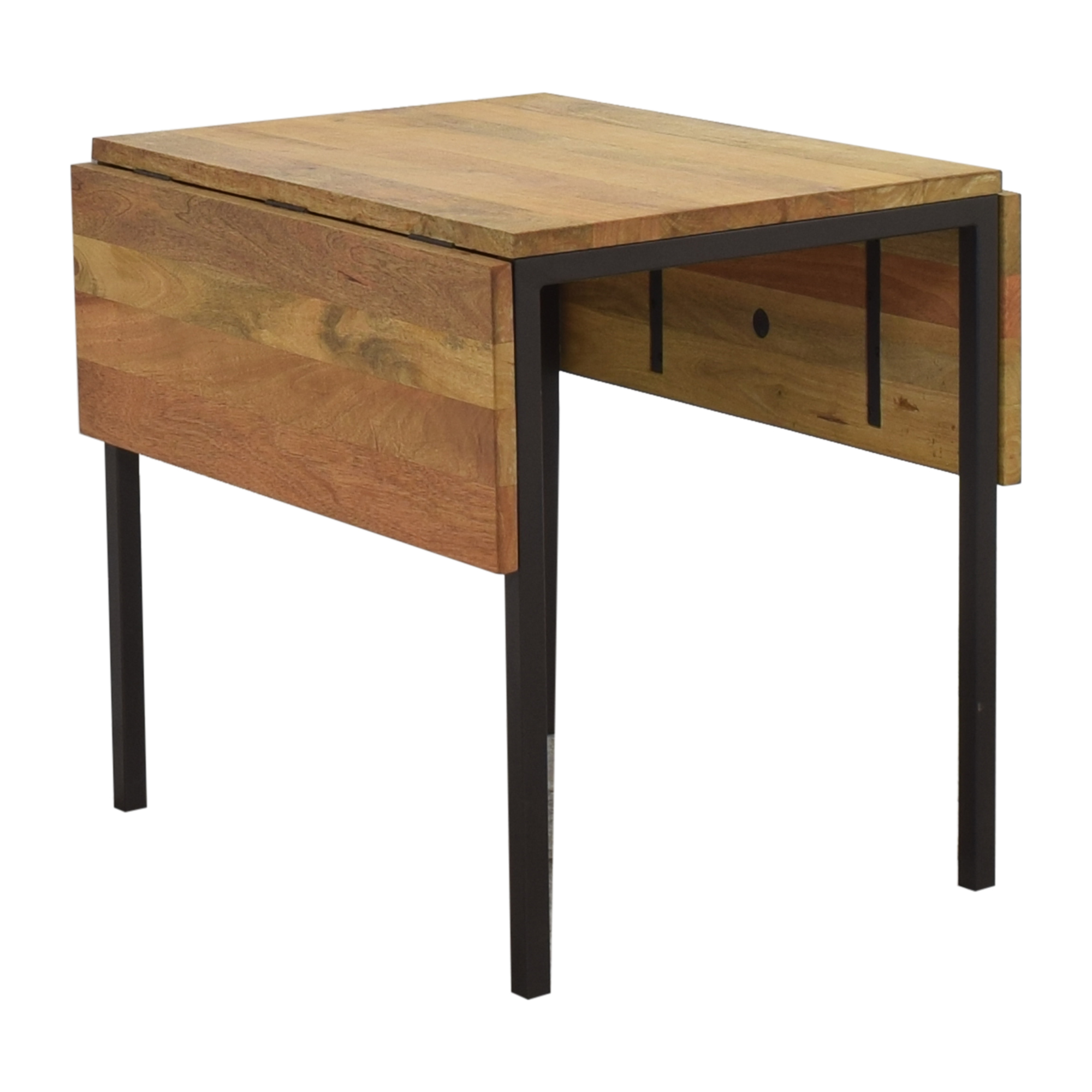 West Elm West Elm Box Frame Drop Leaf Expandable Table on sale