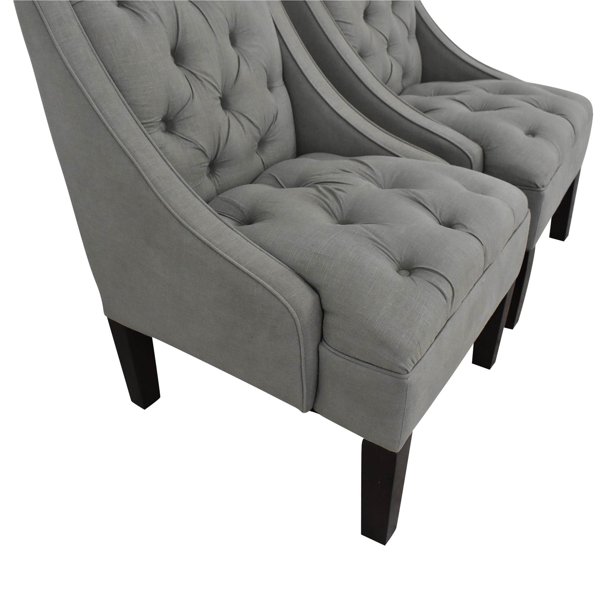 buy Skyline Furniture Tufted Dining Chairs Skyline Furniture Chairs