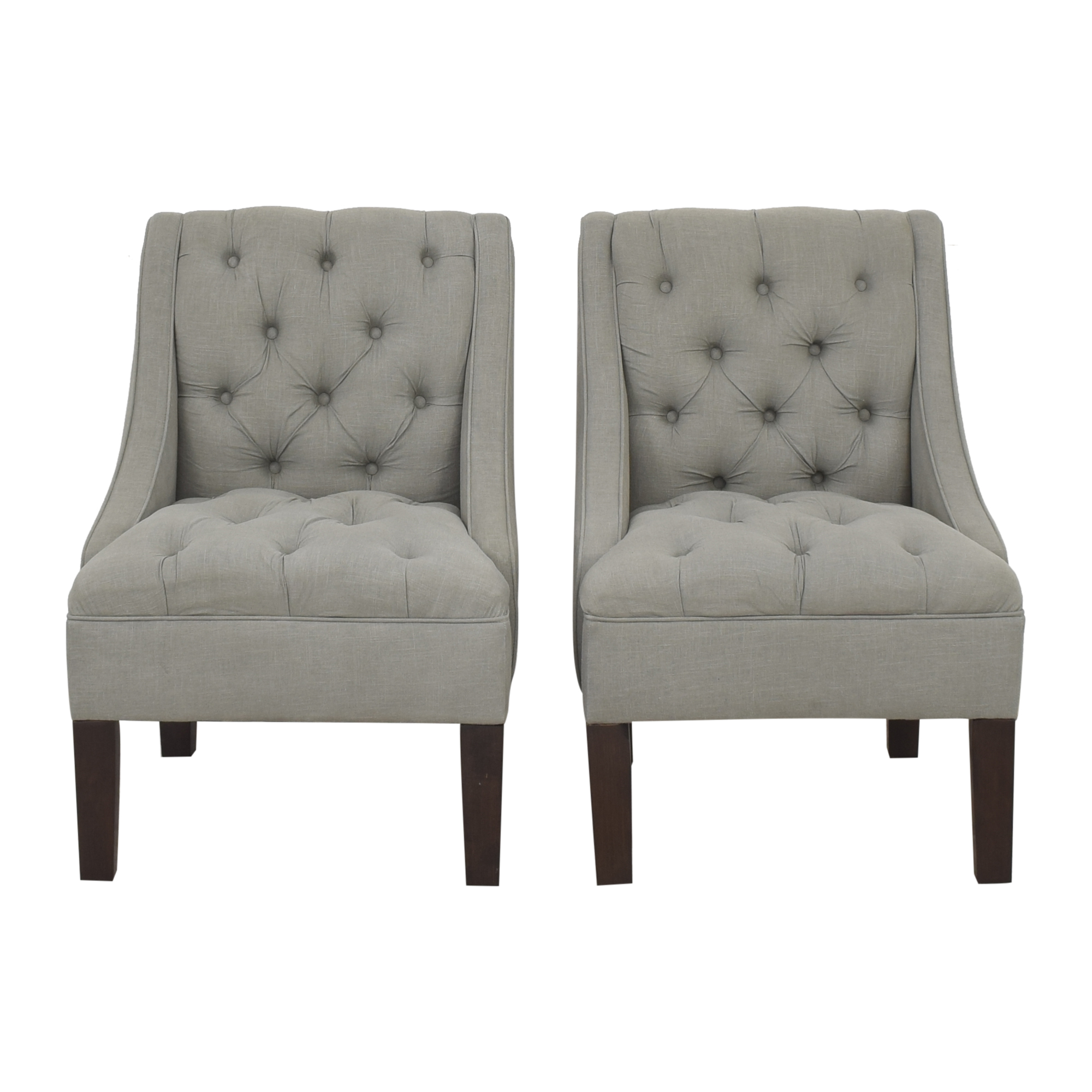 Skyline Furniture Skyline Furniture Tufted Dining Chairs Chairs