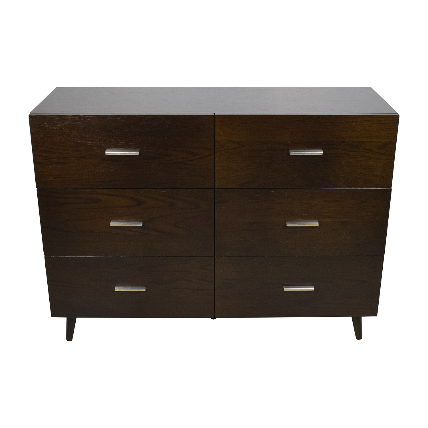 West Elm Adam 6-Drawer Dresser West Elm