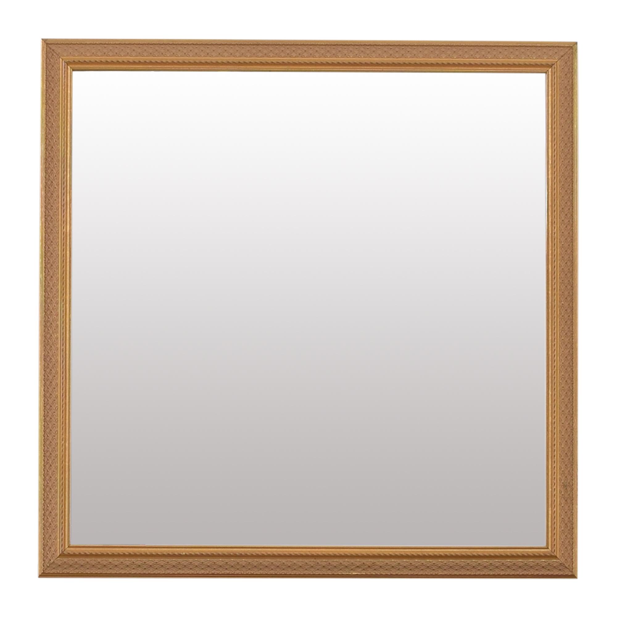 ABC Carpet & Home ABC Carpet & Home Framed Wall Mirror nj