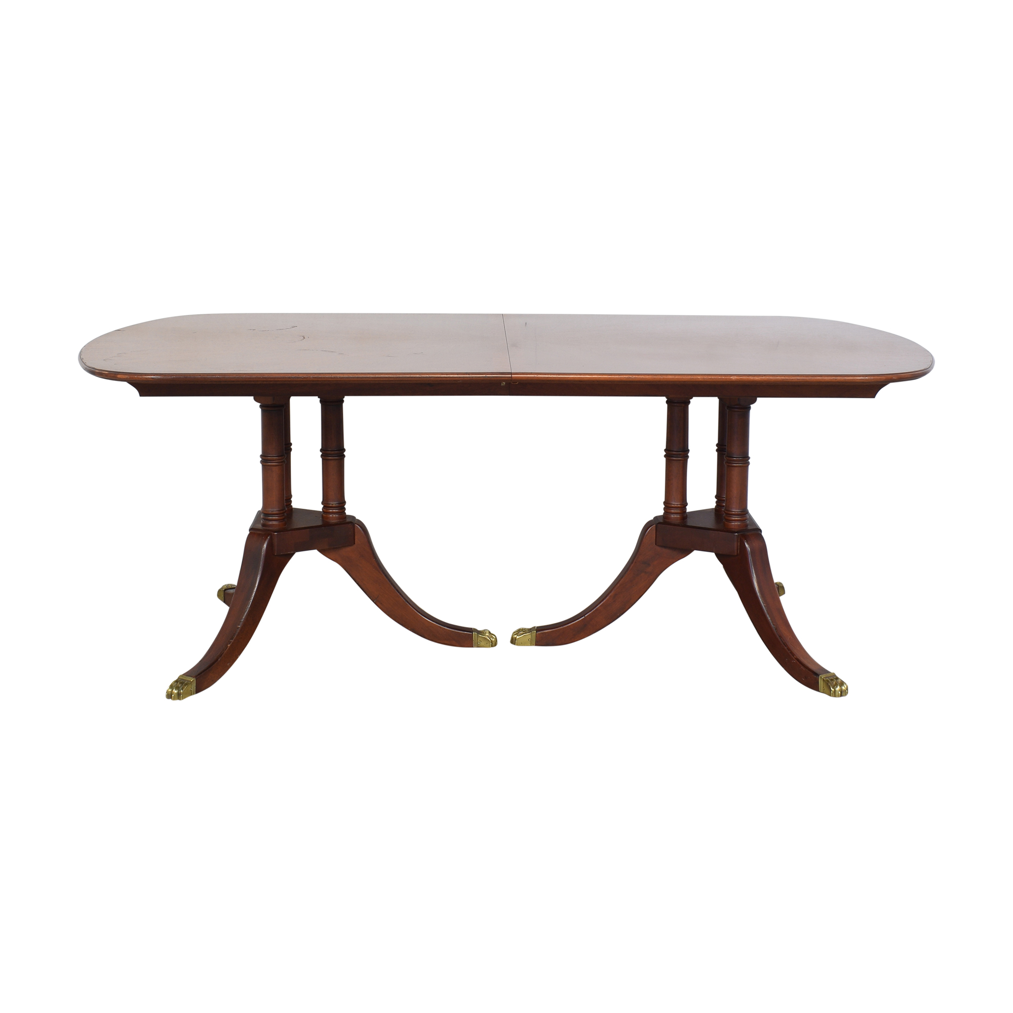 Drexel Heritage Drexel Heritage Expandable Dining Table used