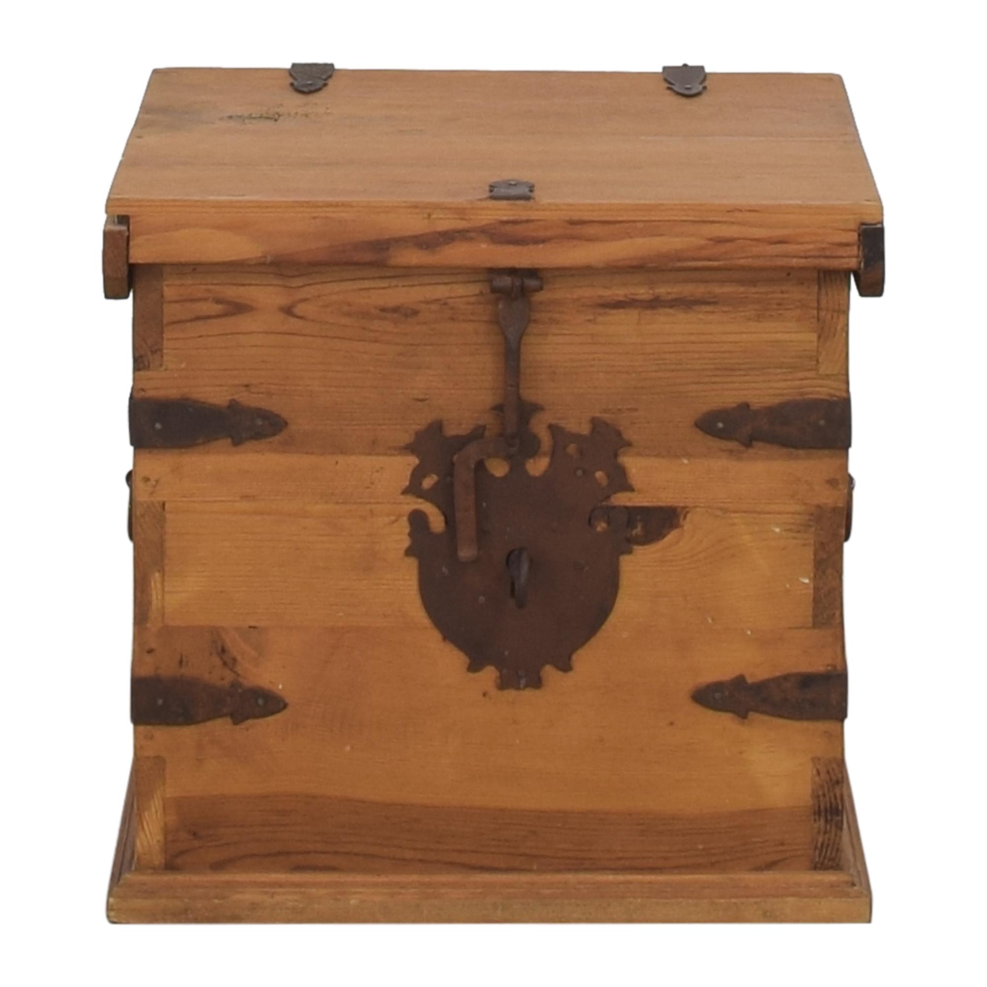 Rustic Storage Chest price