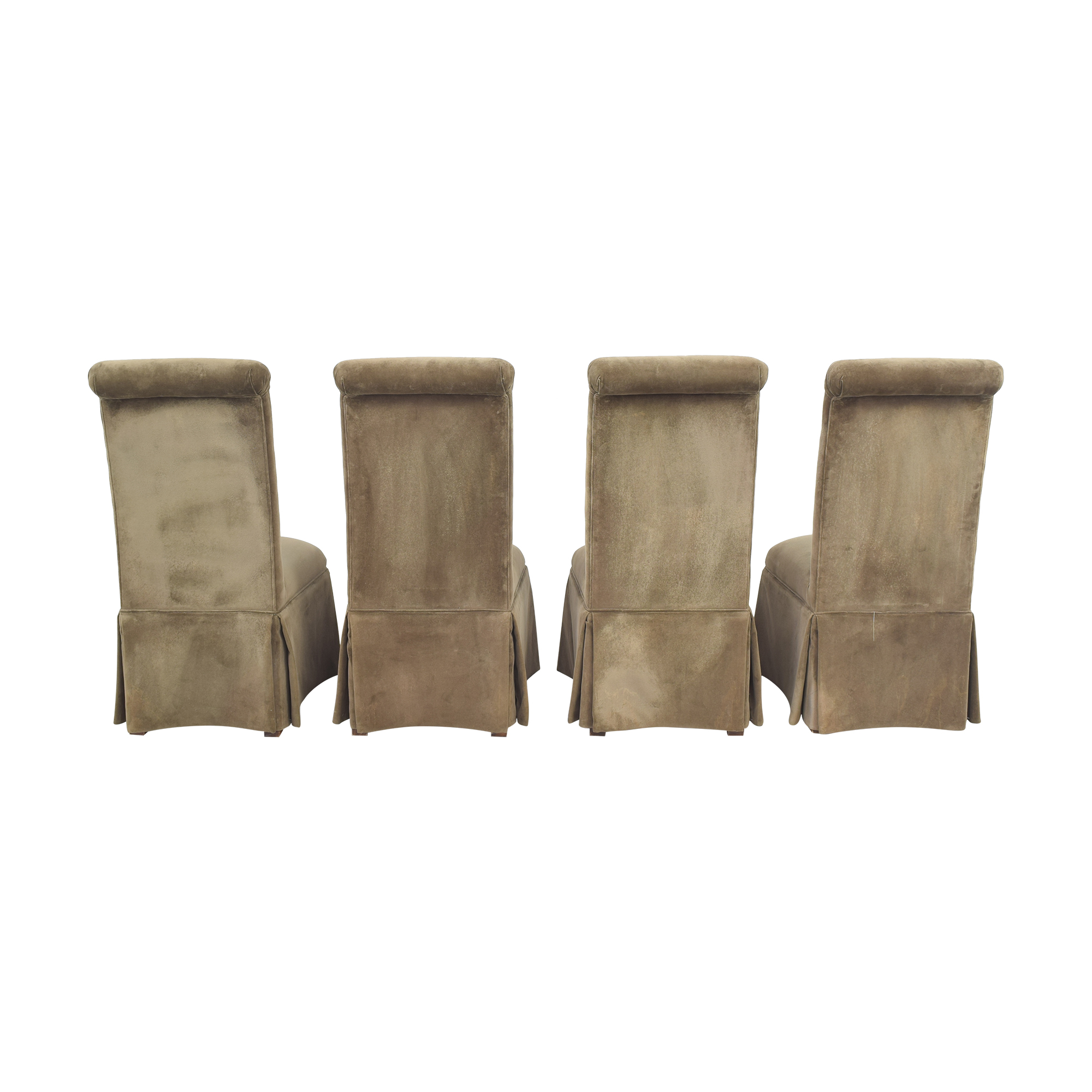 Domain Domain Skirted Dining Chairs nyc