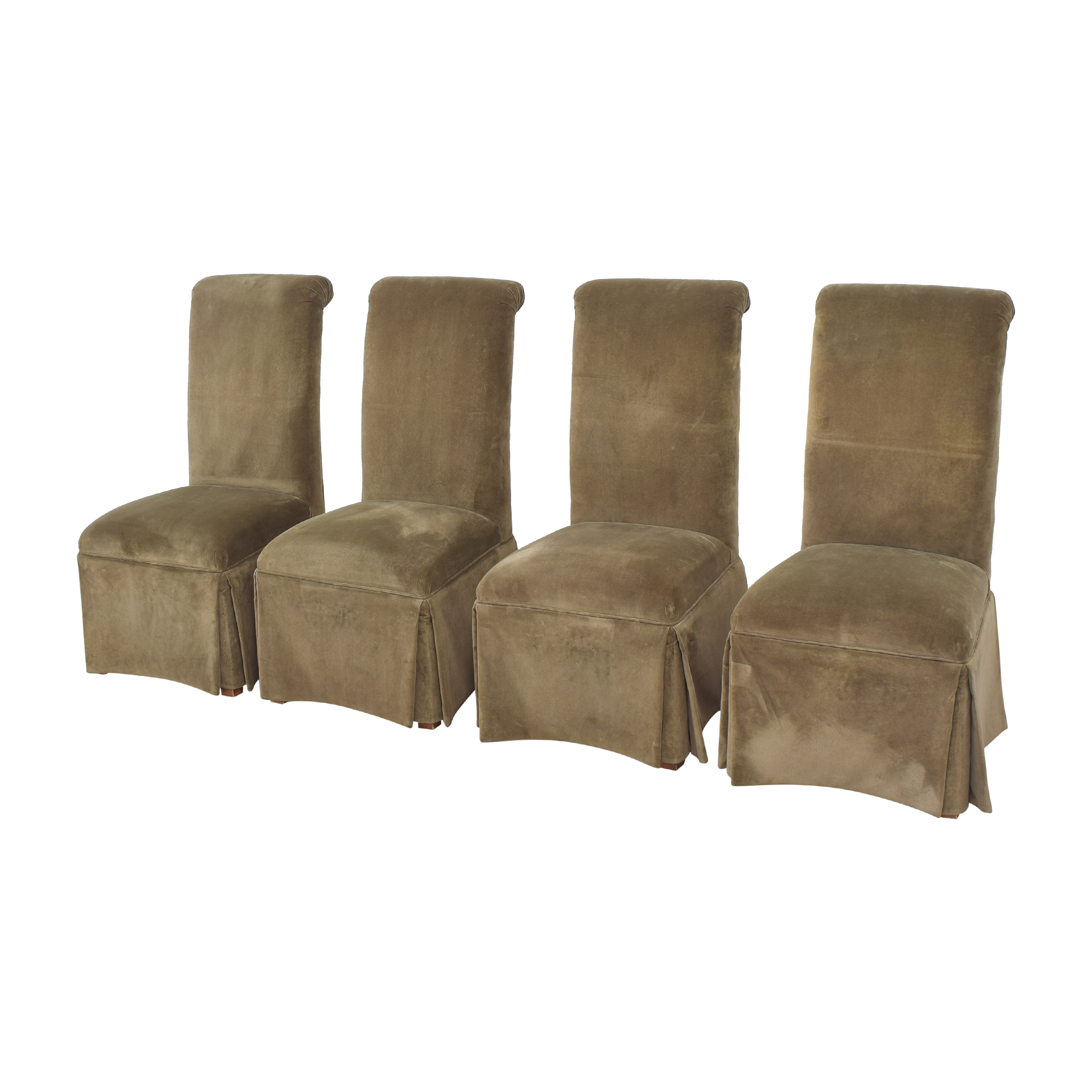 Domain Domain Skirted Dining Chairs nj