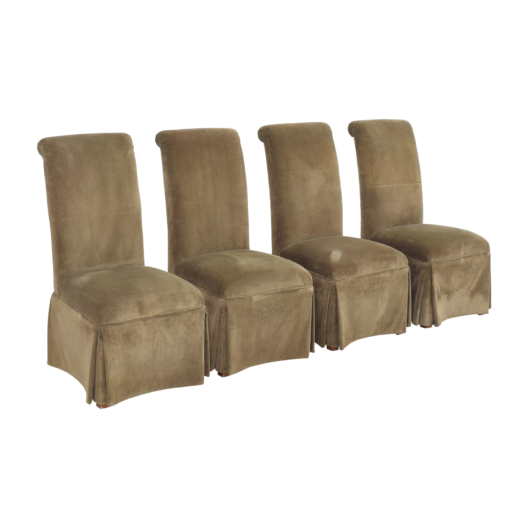buy Domain Domain Skirted Dining Chairs online
