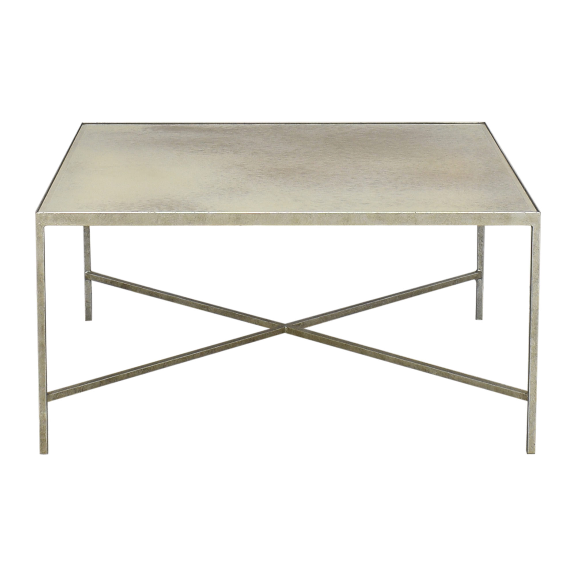 shop Lillian August Jonathan Square Cocktail Table Lillian August Coffee Tables