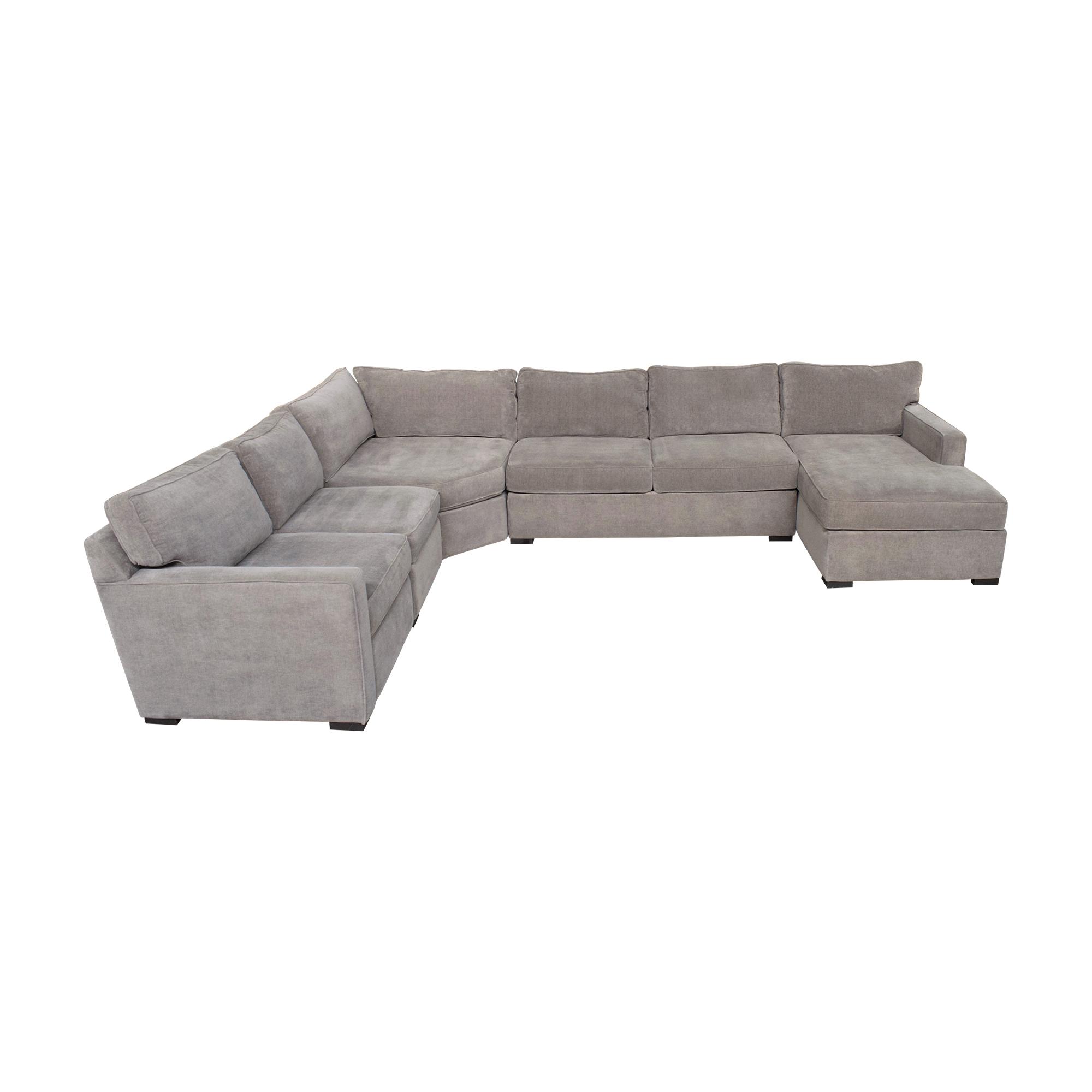 Macy's U-Shaped Chaise Sectional Sofa Macy's