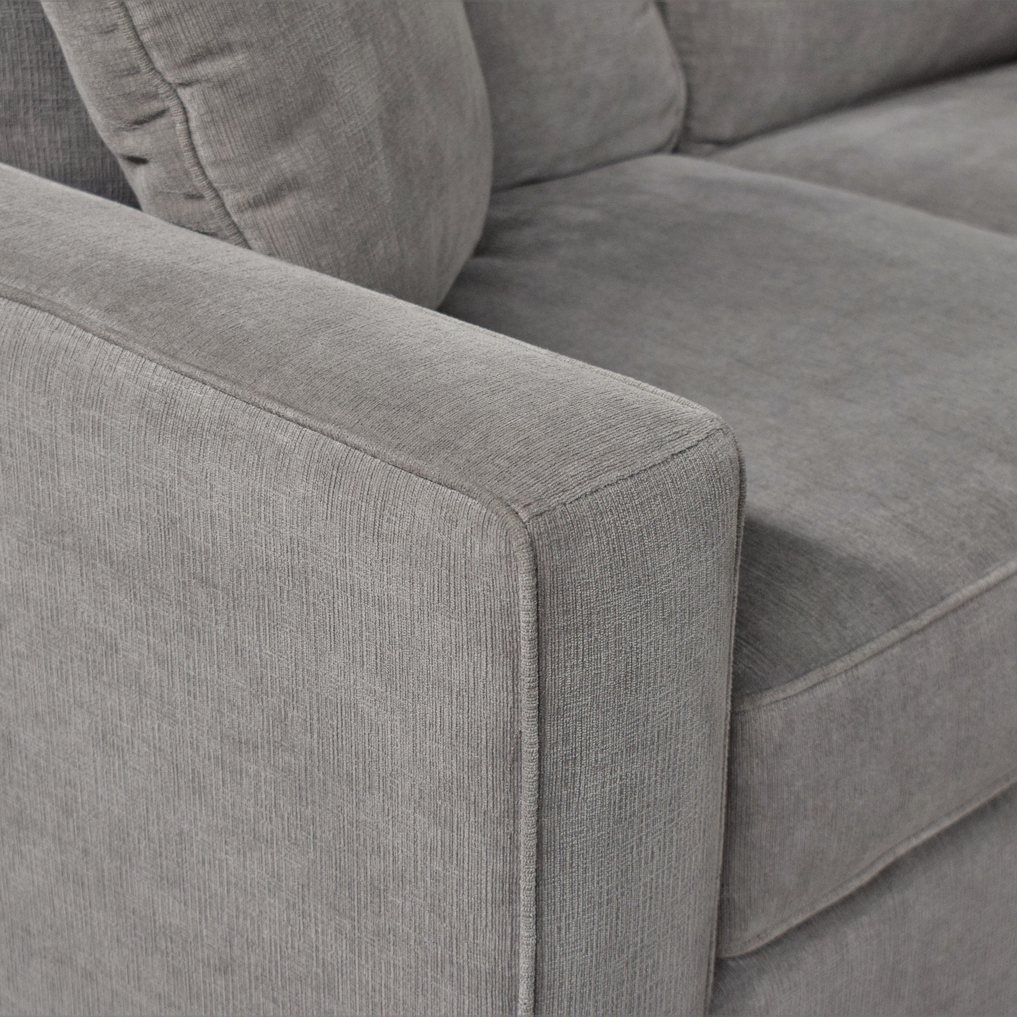 shop Macy's Macy's U-Shaped Chaise Sectional Sofa online