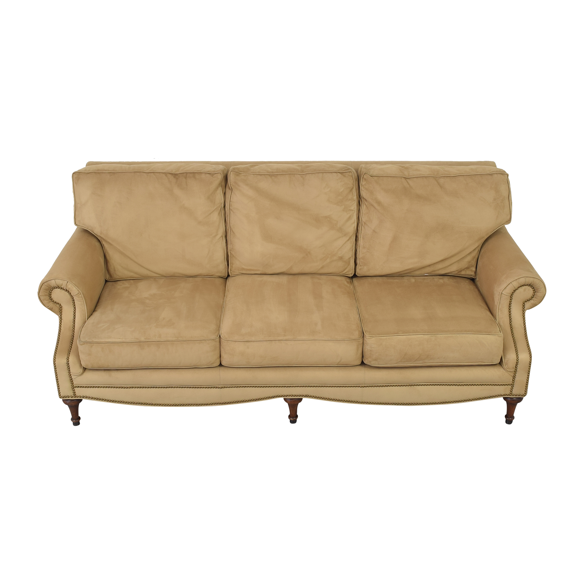 Harden Harden Roll Arm Sofa discount