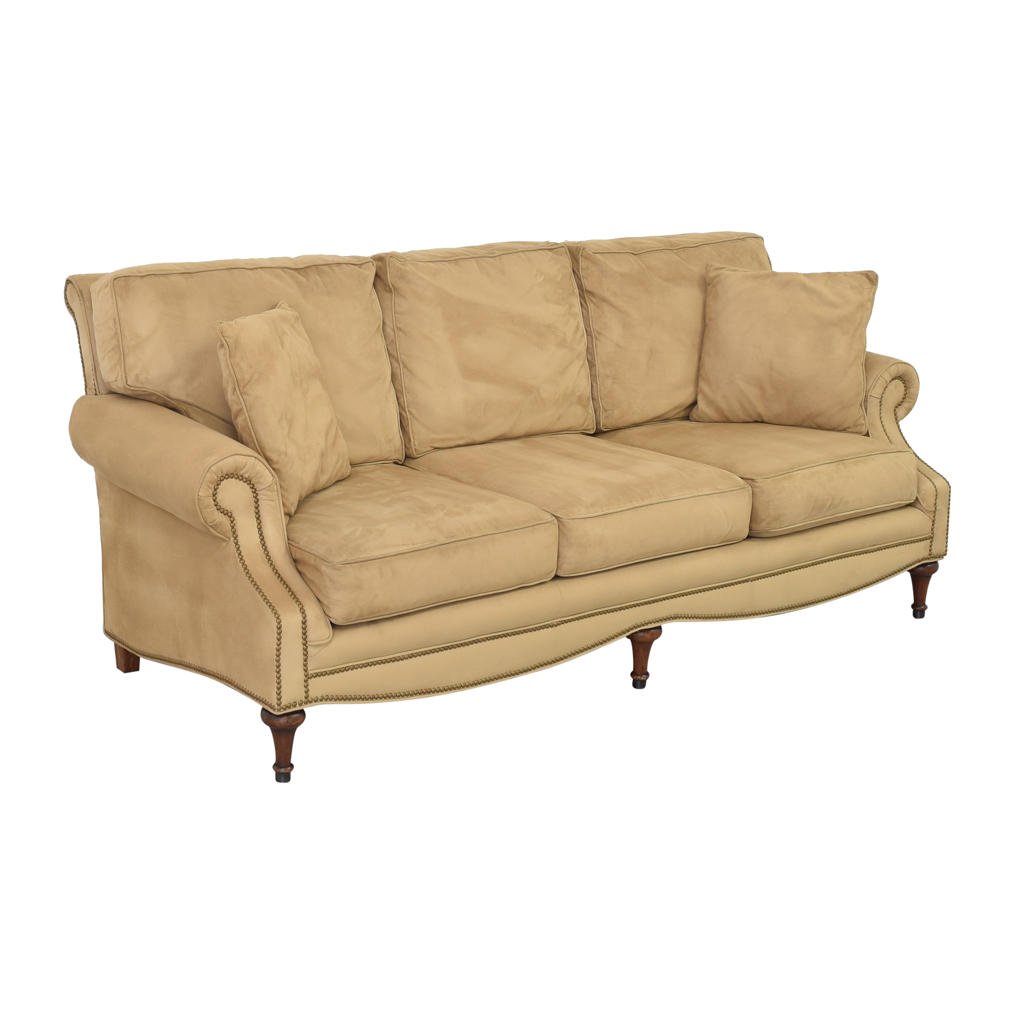 Harden Harden Roll Arm Sofa nj