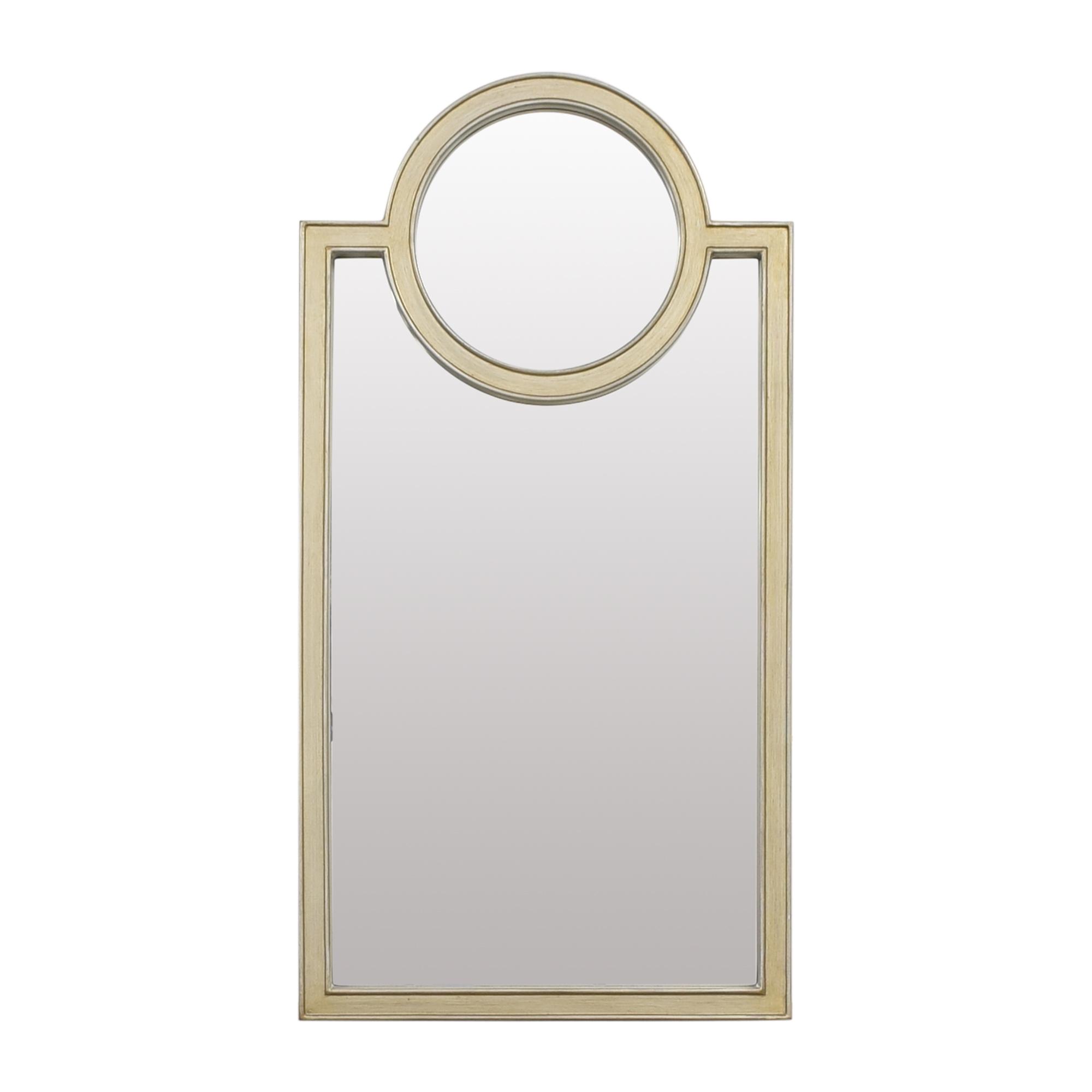 Overstock Overstock Neopolitan Wall Mirror nj