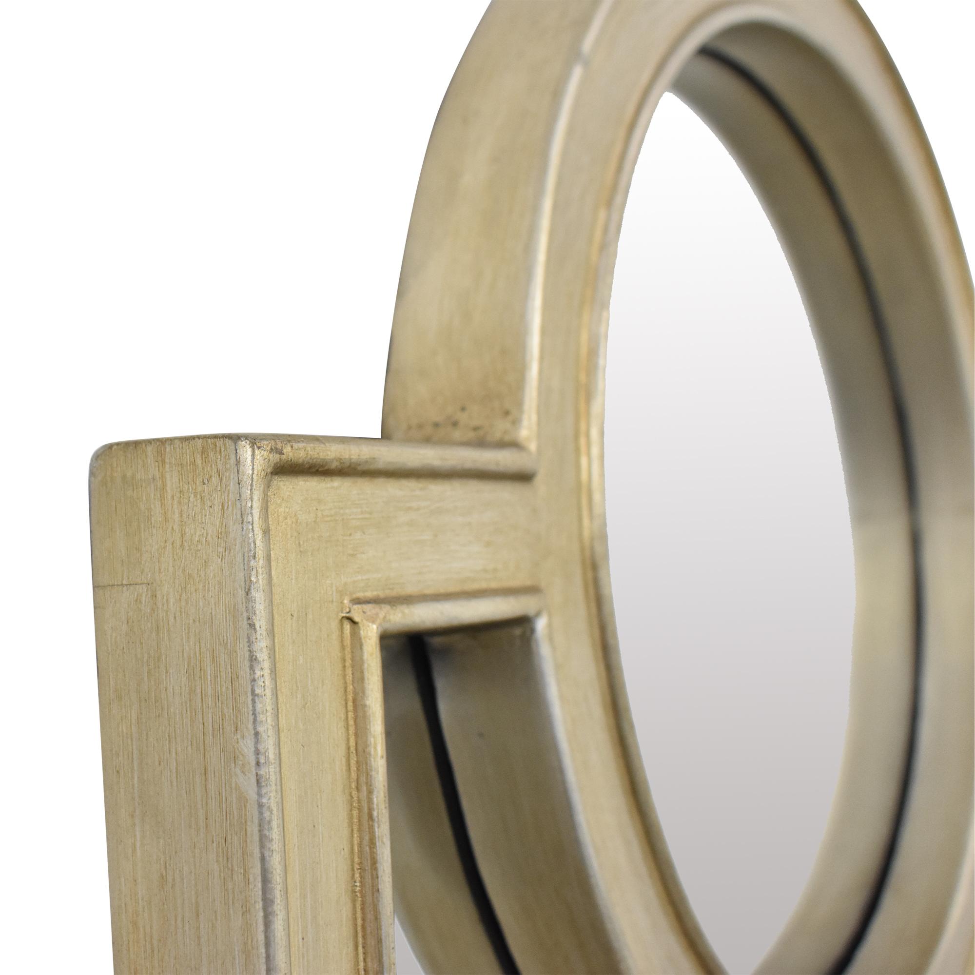 Overstock Overstock Neopolitan Wall Mirror for sale