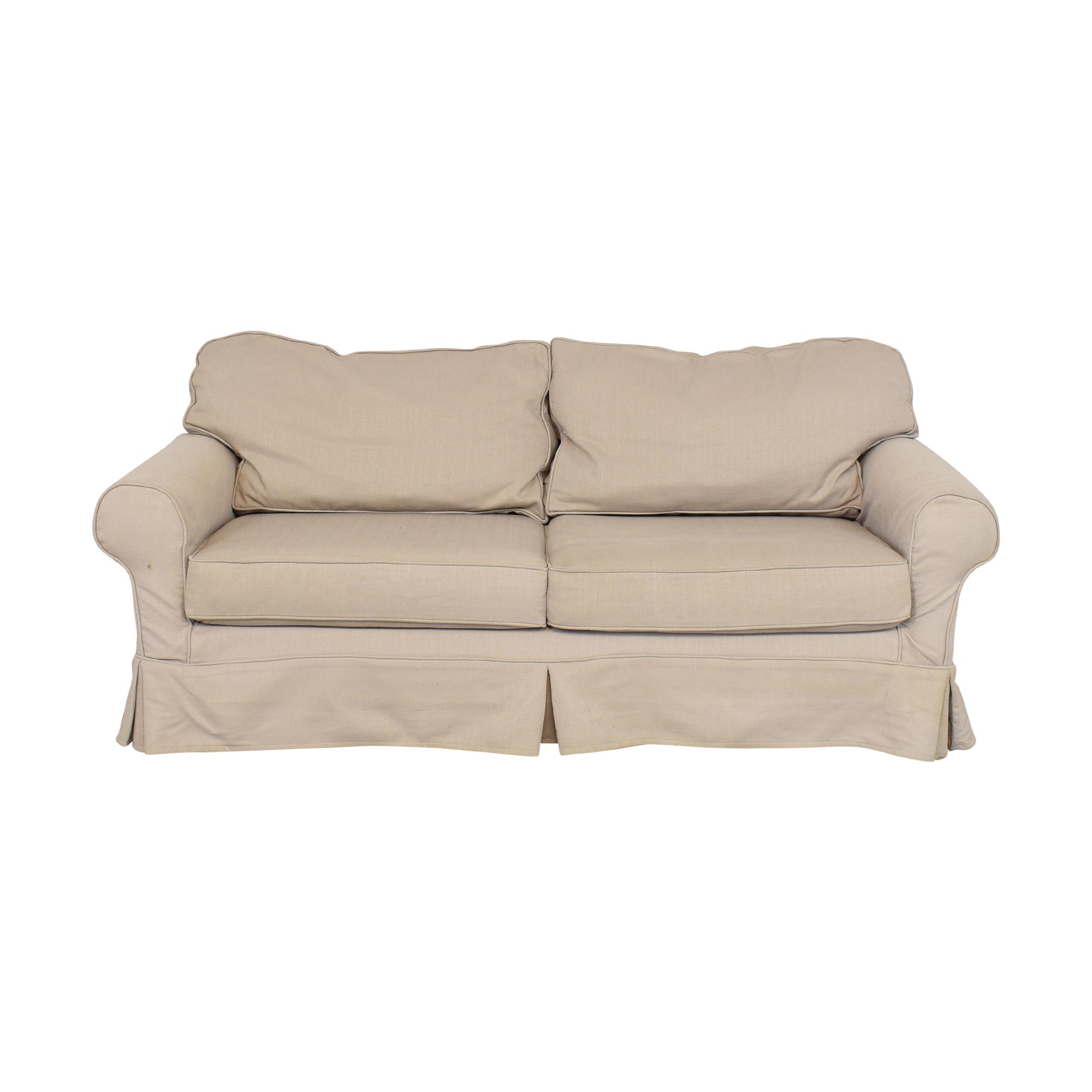 Mitchell Gold + Bob Williams Mitchell Gold + Bob Williams Slipcover Sofa