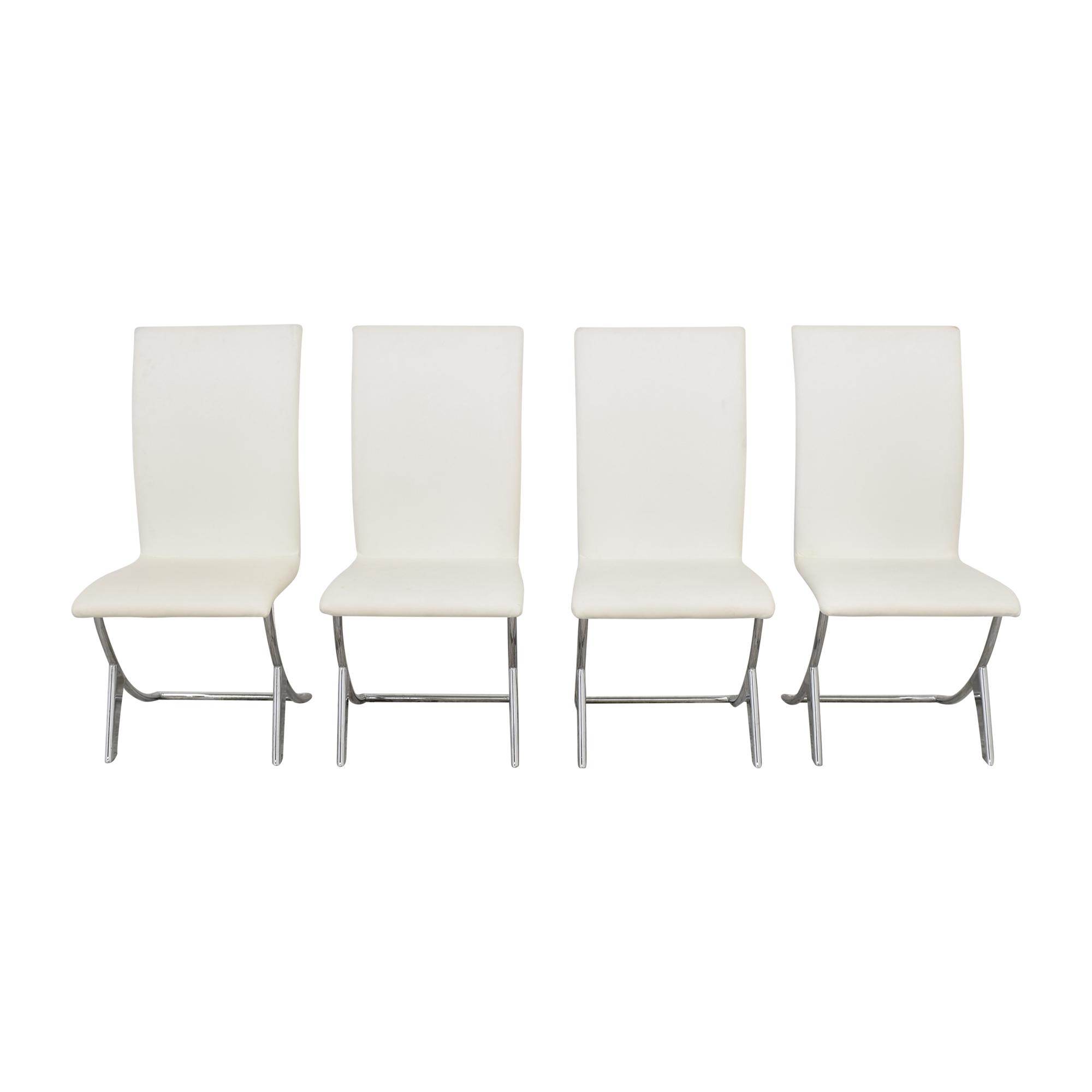 shop Zuo Modern Drana Chairs Zuo Modern
