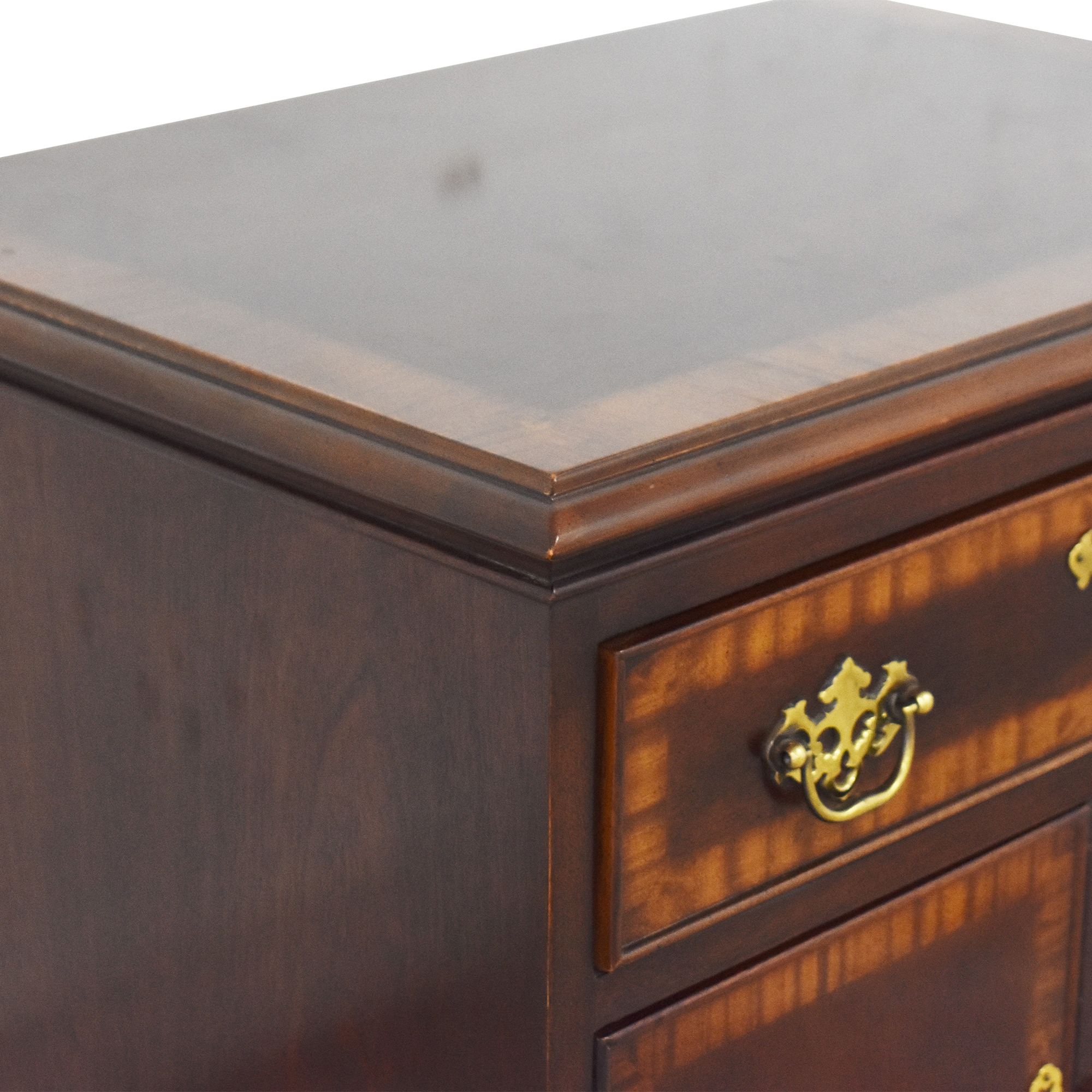 Drexel Chippendale Style Nightstand / End Tables