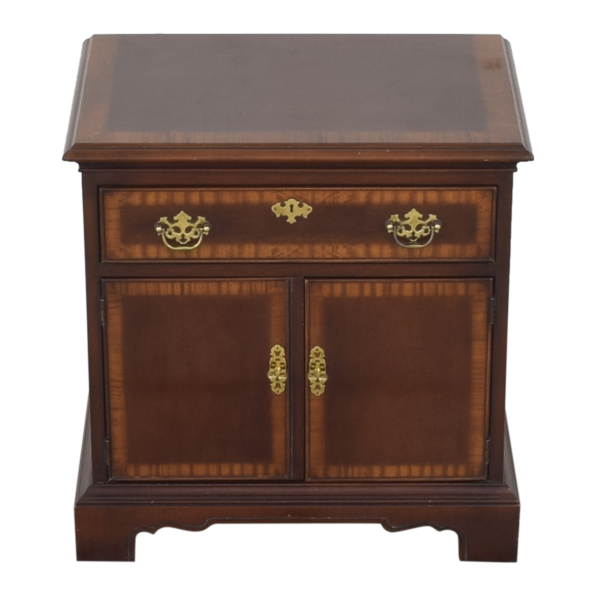Drexel Drexel Chippendale Style Nightstand coupon