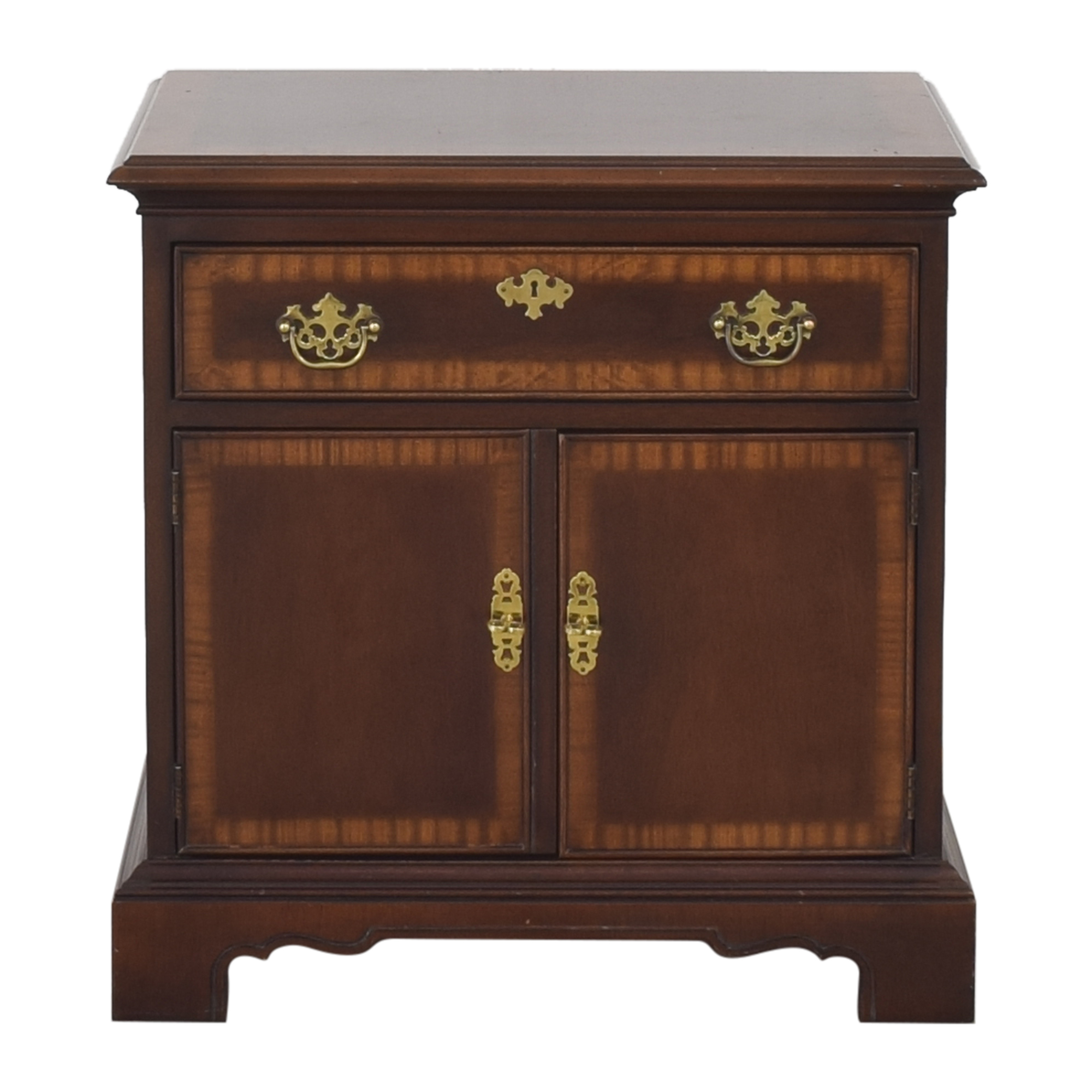 shop Drexel Chippendale Style Nightstand Drexel