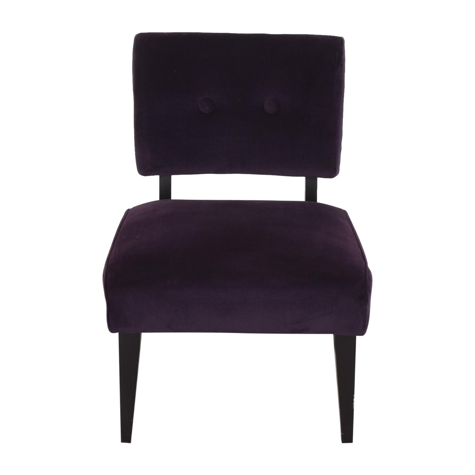 buy Crate & Barrel Accent Chair Crate & Barrel